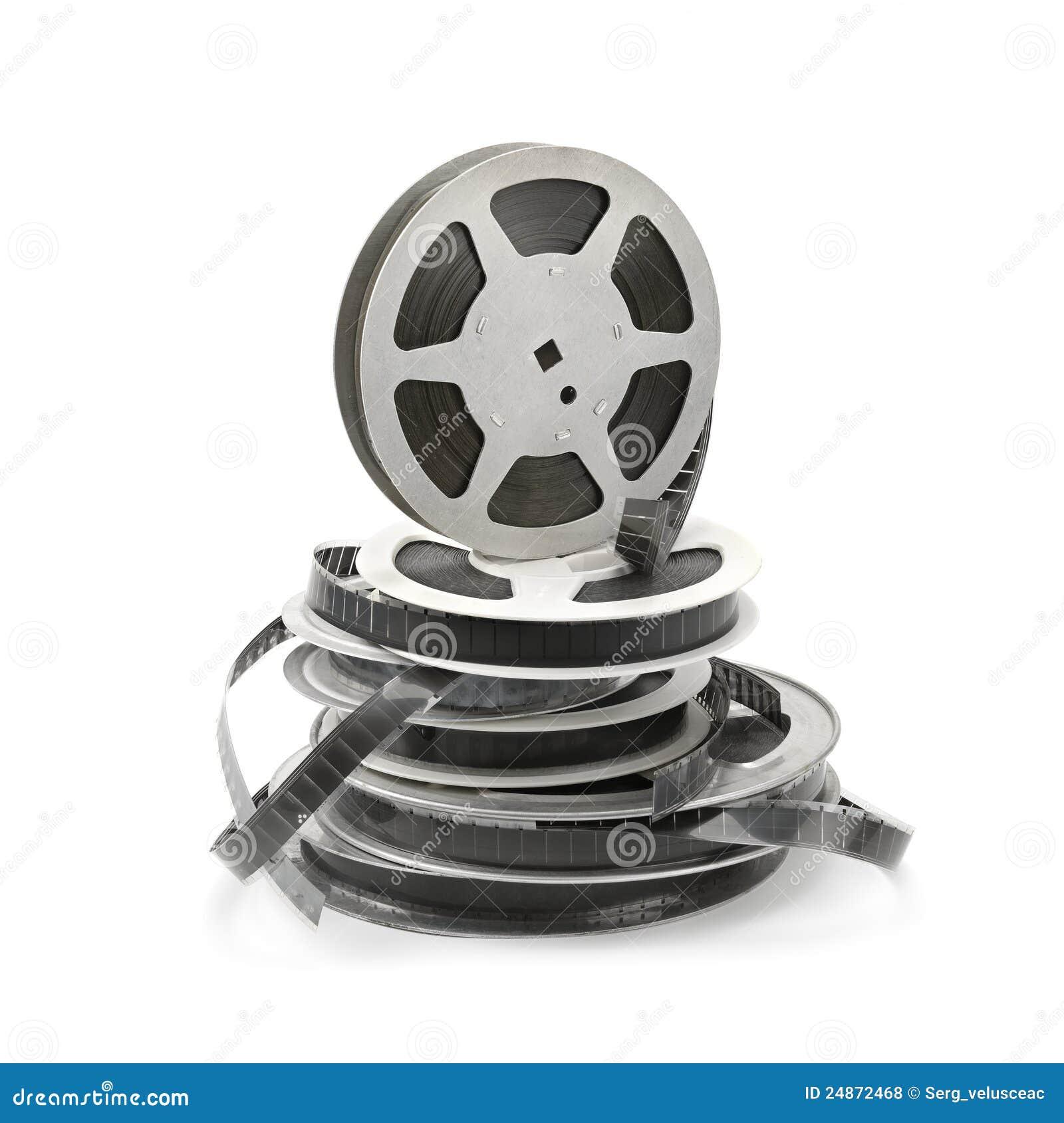 Oude filmstrook