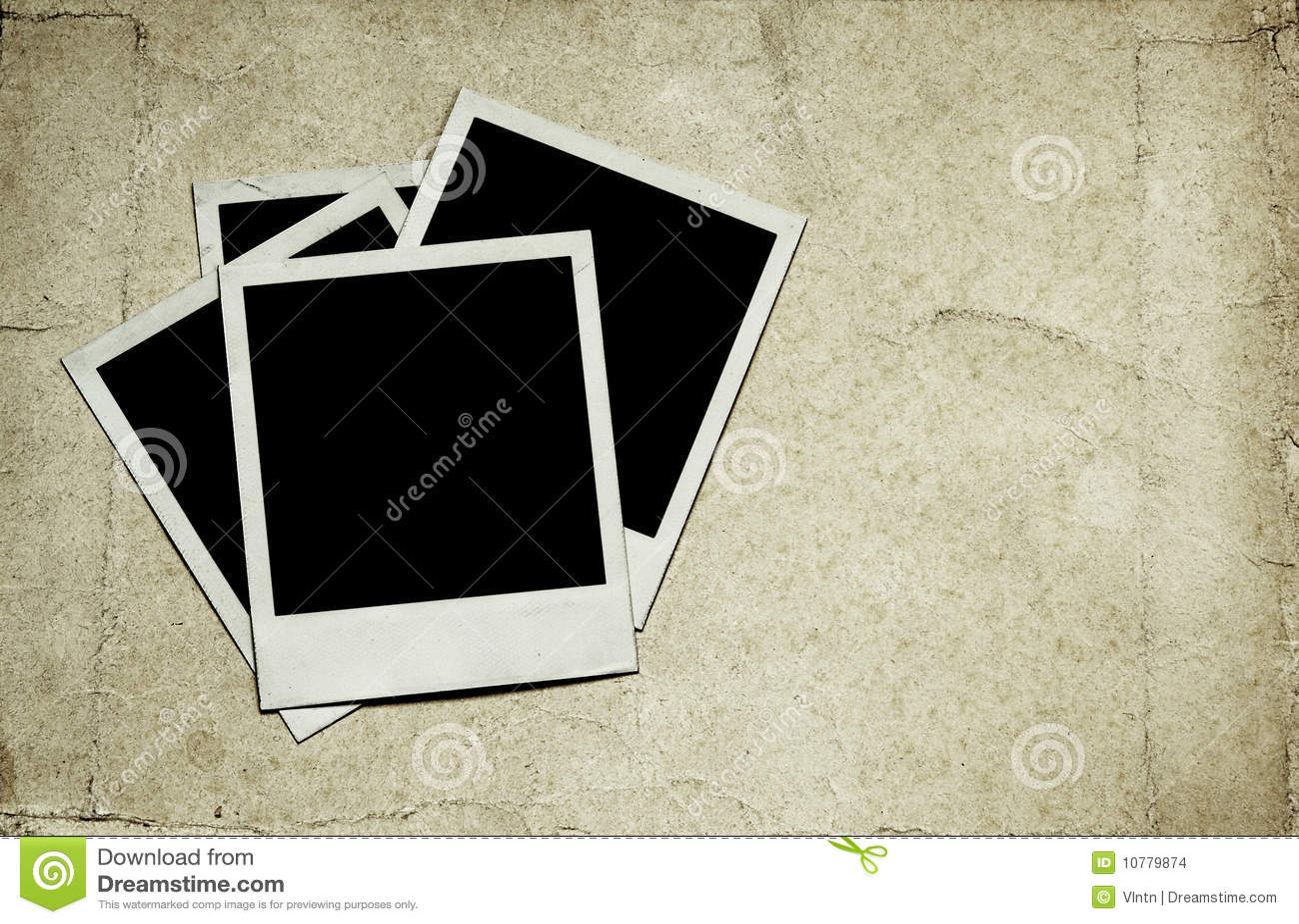 Oude foto s op papier
