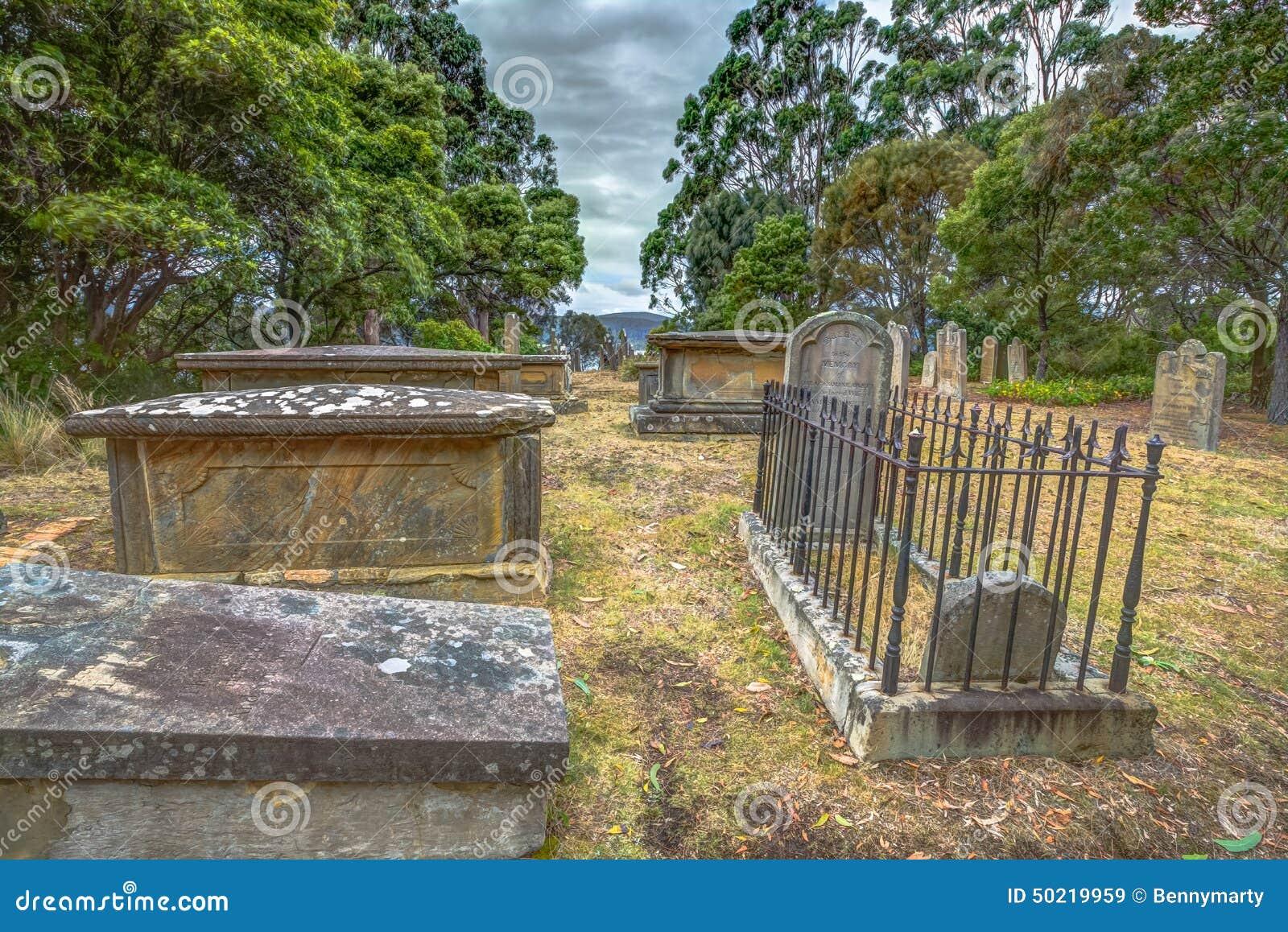 Oude graven