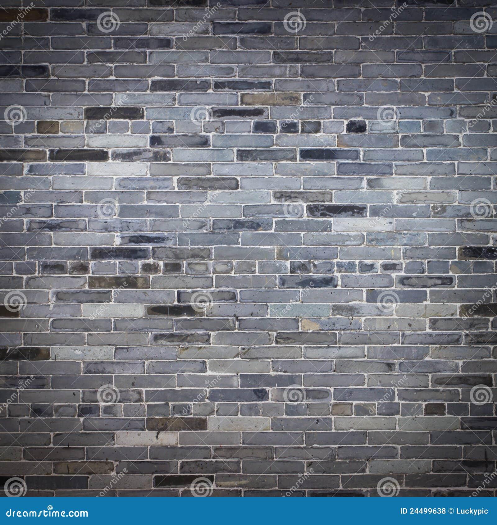 Oude grijze steenbakstenen muur royalty vrije stock foto 39 s afbeelding 24499638 for Grijze muur