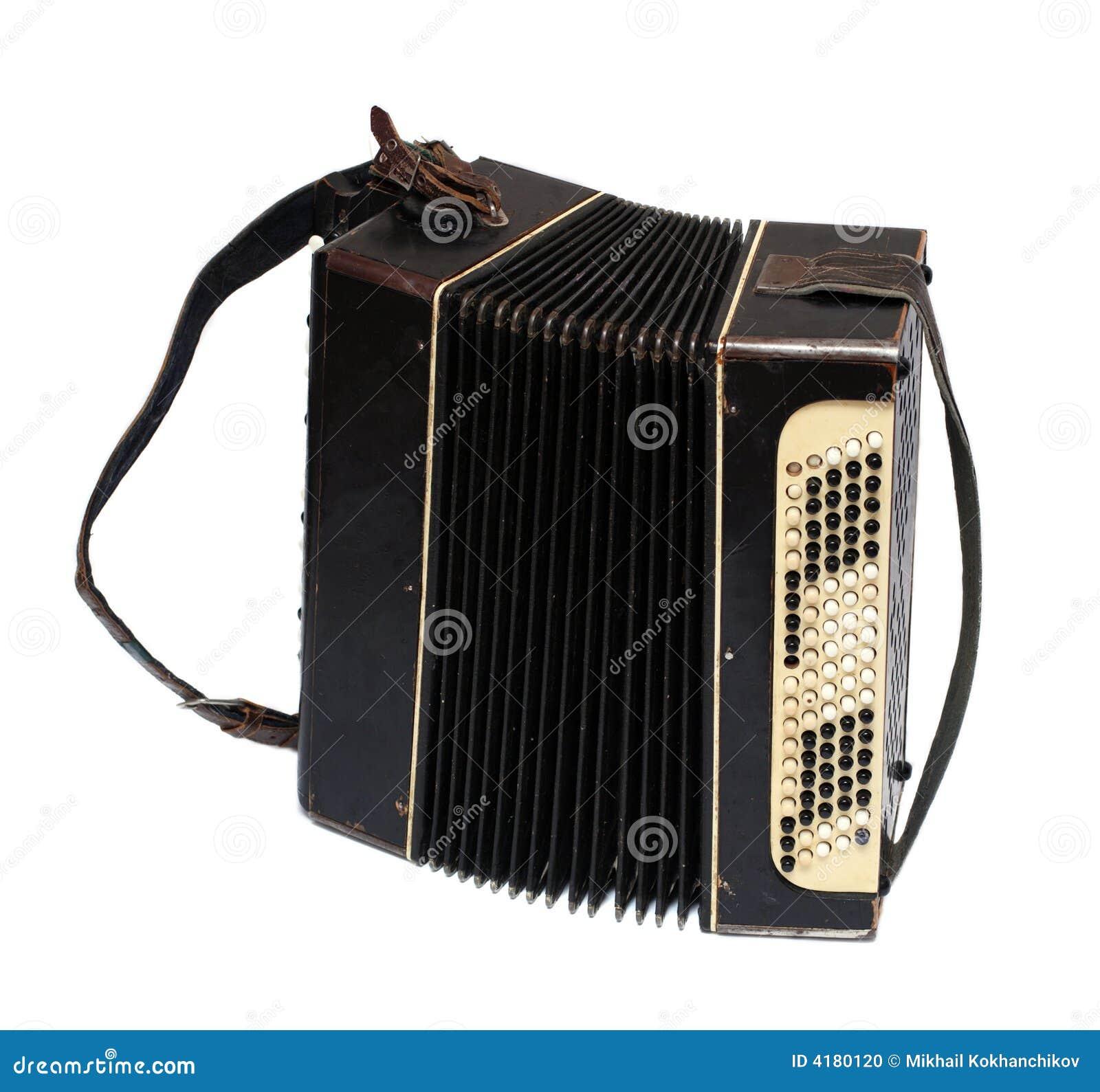 Oude harmonika