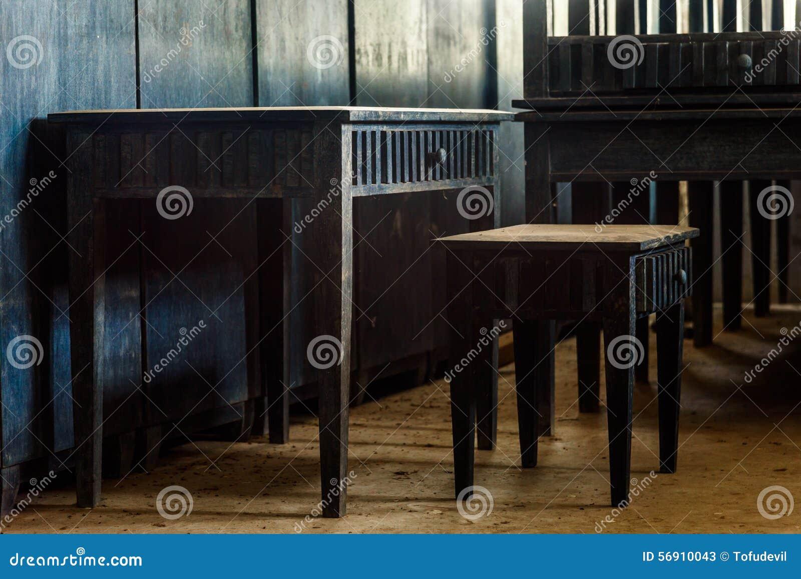 Oude Houten Bureaus