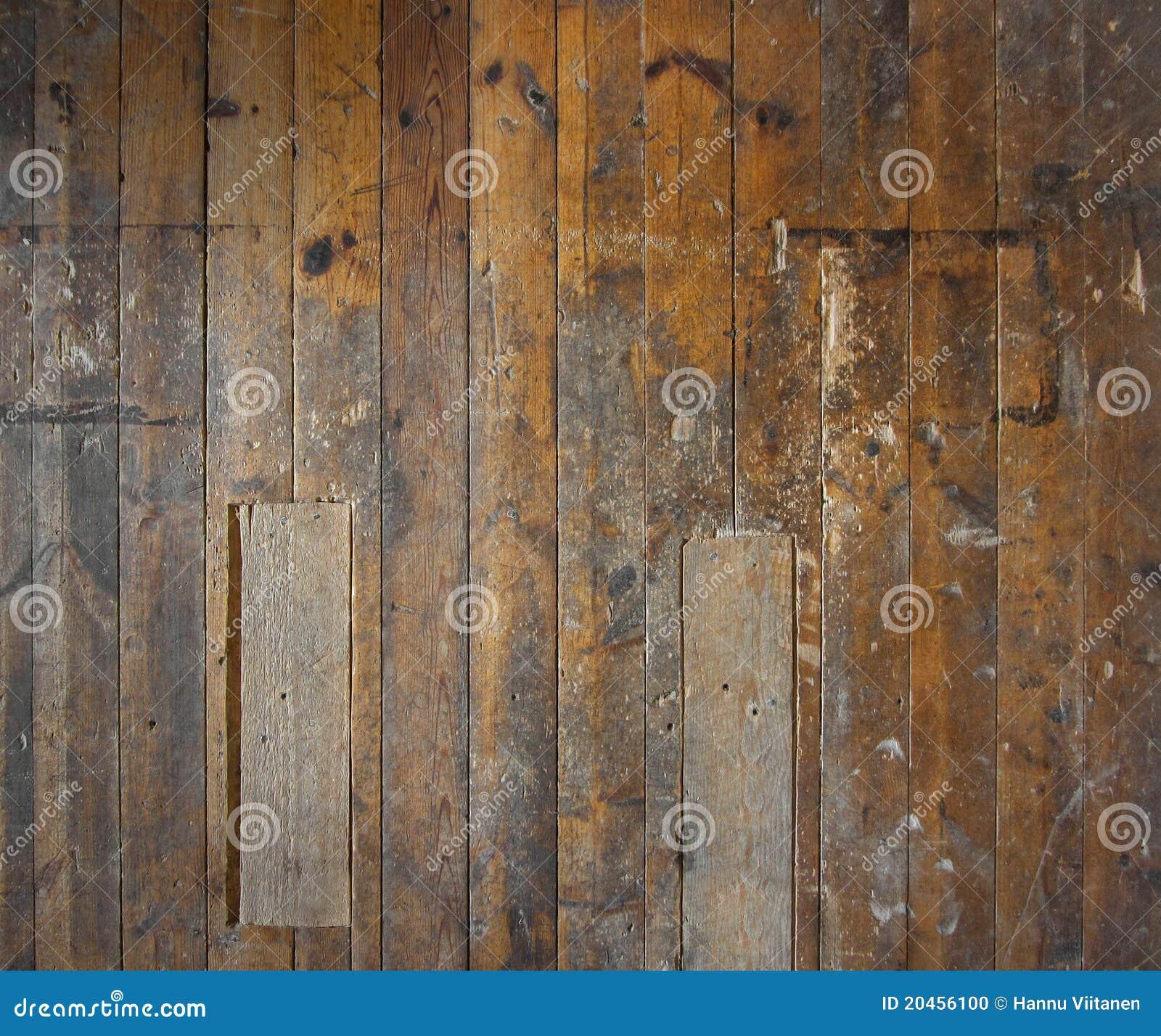 Oude Houten Vloer Of Muur Stock Foto   Afbeelding  20456100