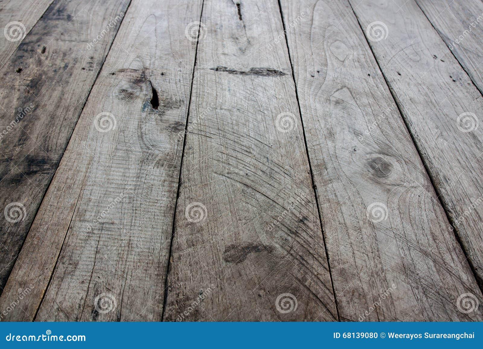 Oude Houten Vloeren : Oude houten vloeren abstracte achtergrond stock foto afbeelding