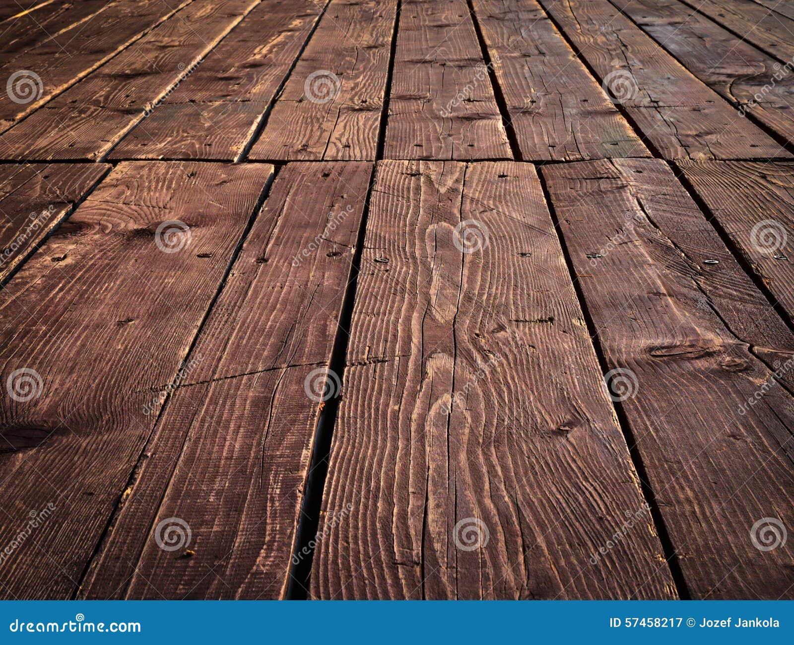 Oude Houten Vloeren : Oude houten vloeren met raad stock afbeelding afbeelding bestaande