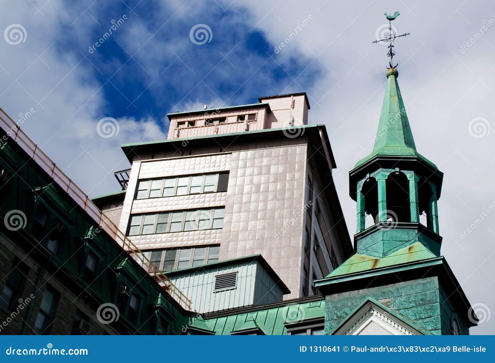 Oude Kerk en het Ziekenhuis