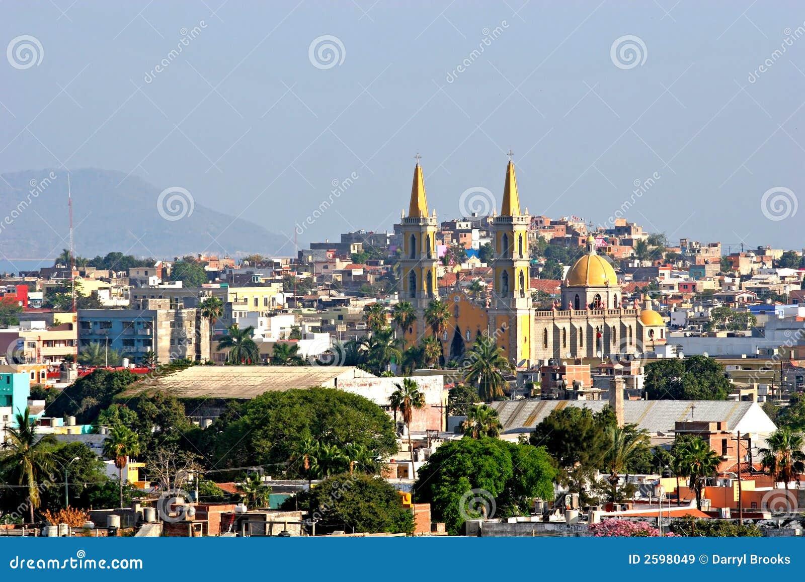 Oude Kerk in Mazatlan