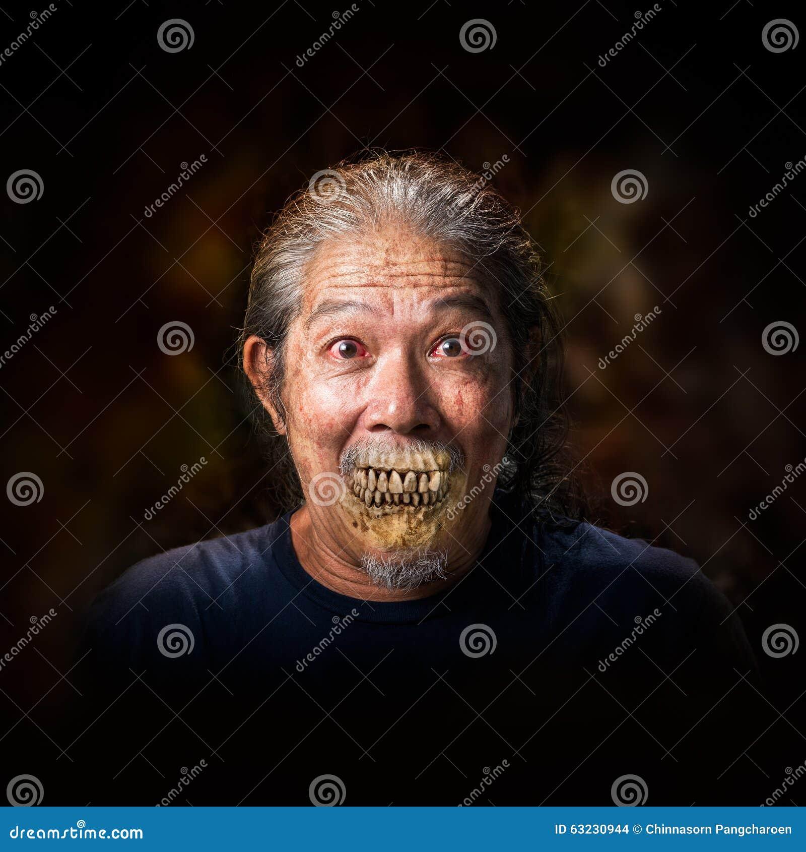 Oude mensenvampier