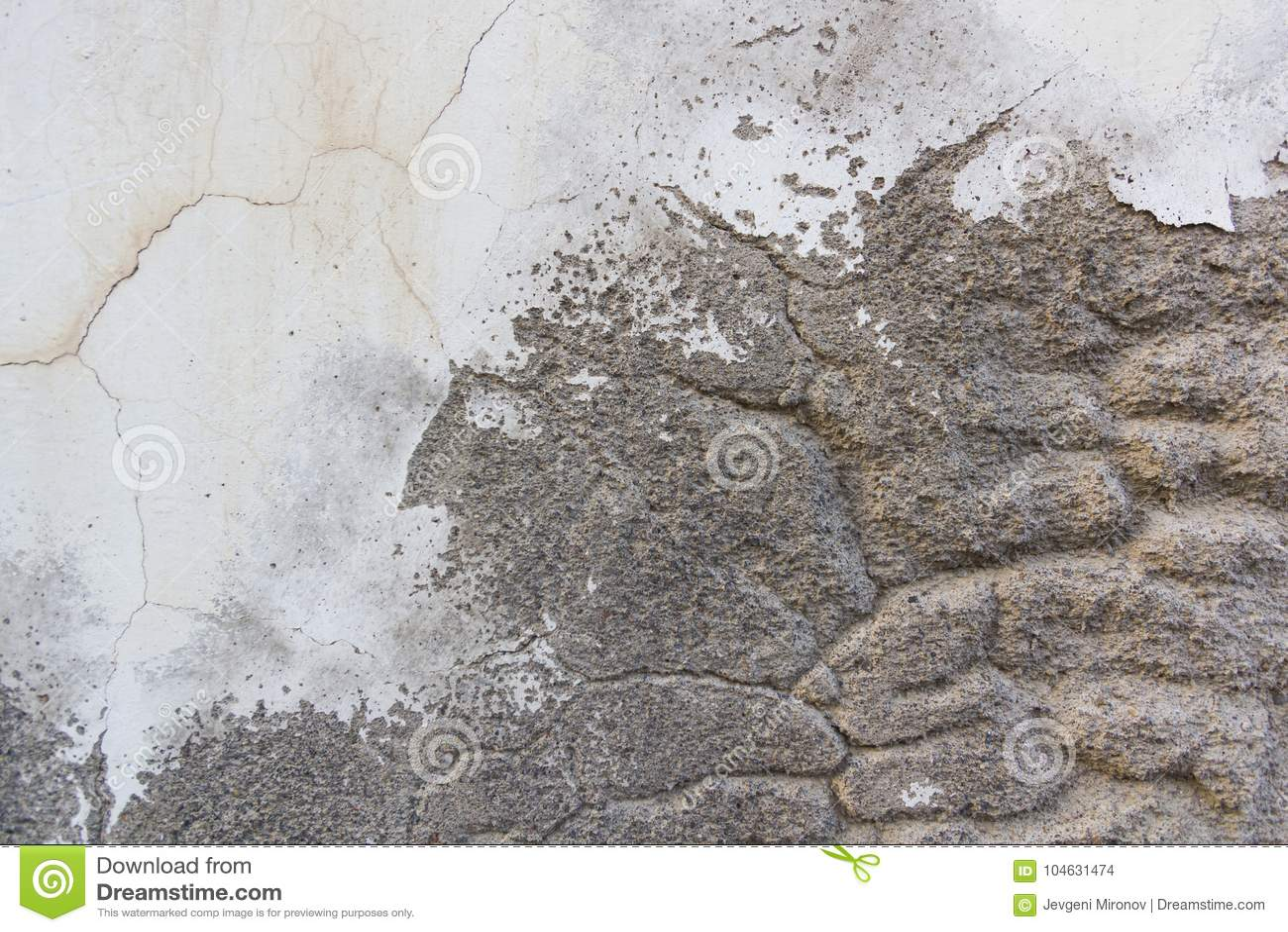 Download Oude muurtextuur stock foto. Afbeelding bestaande uit antiquiteit - 104631474