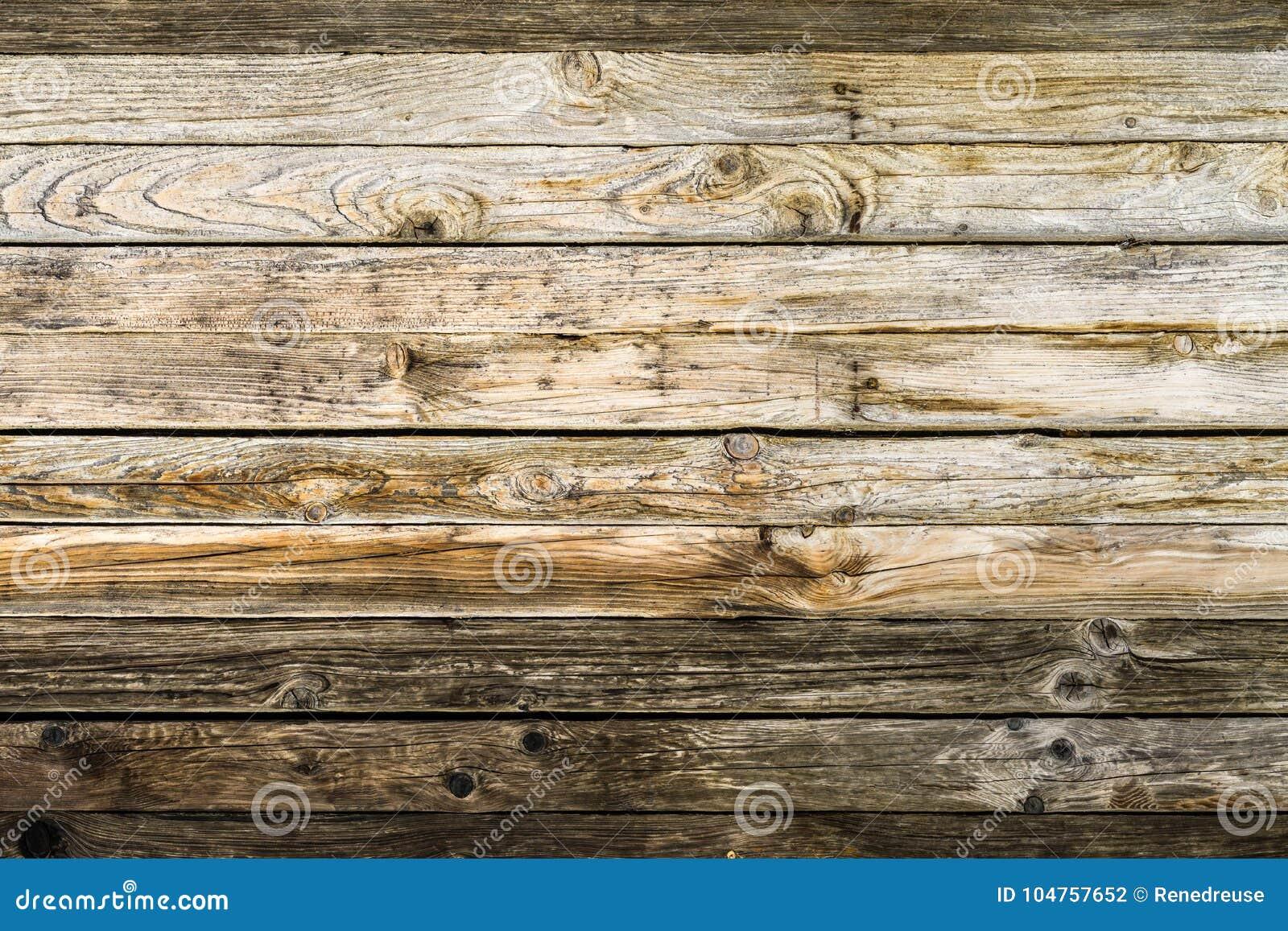 Mooie Houten Plank Voor Aan De Muur.Oude Natuurlijke Bruine Schuur Houten Muur Houten Geweven Patroon