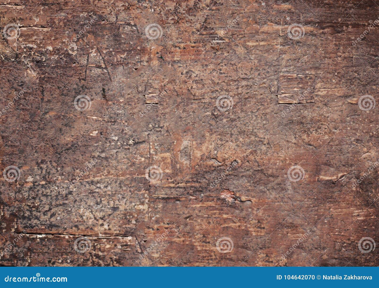 Download Oude Natuurlijke Houten Bruine Sjofele Achtergrond Oude Textuur Van Schors Stock Foto - Afbeelding bestaande uit nave, bruin: 104642070