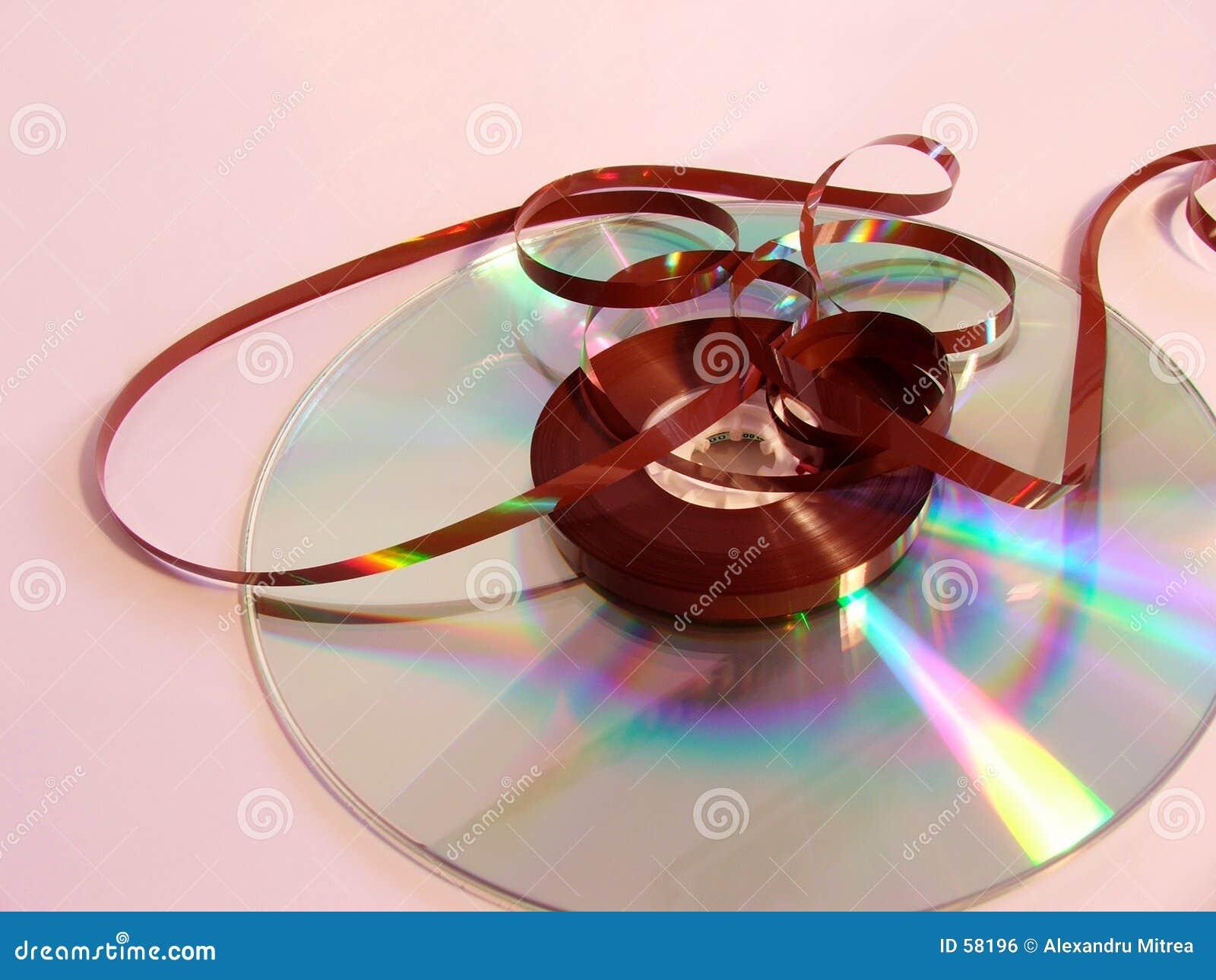 Oude Nieuwe CD van de Band