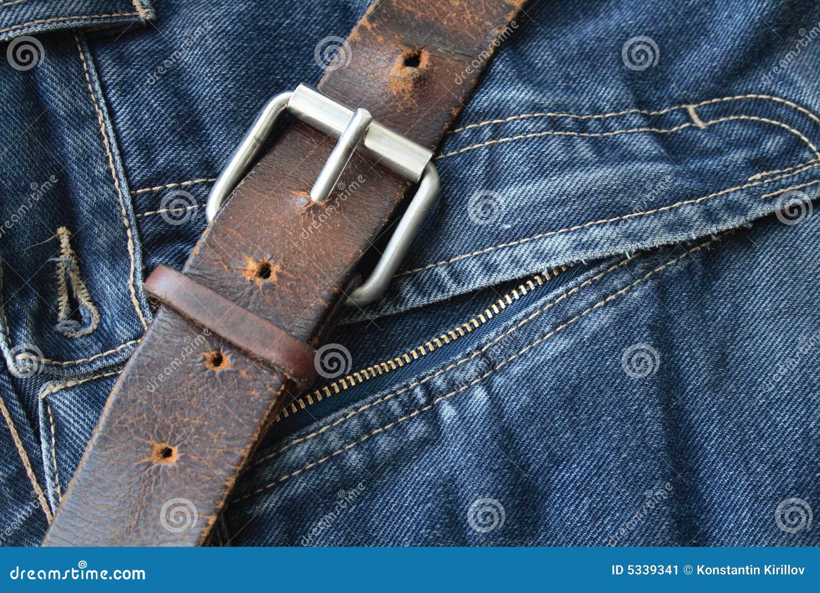Oude Riem en Jeans
