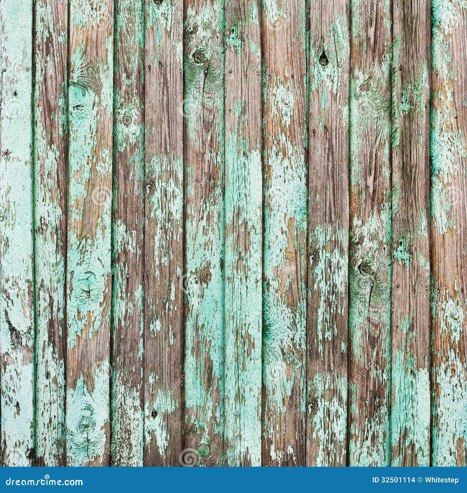 Oude Sjofele Houten Planken Met Gebarsten Verf Stock Afbeeldingen   Afbeelding  32501114