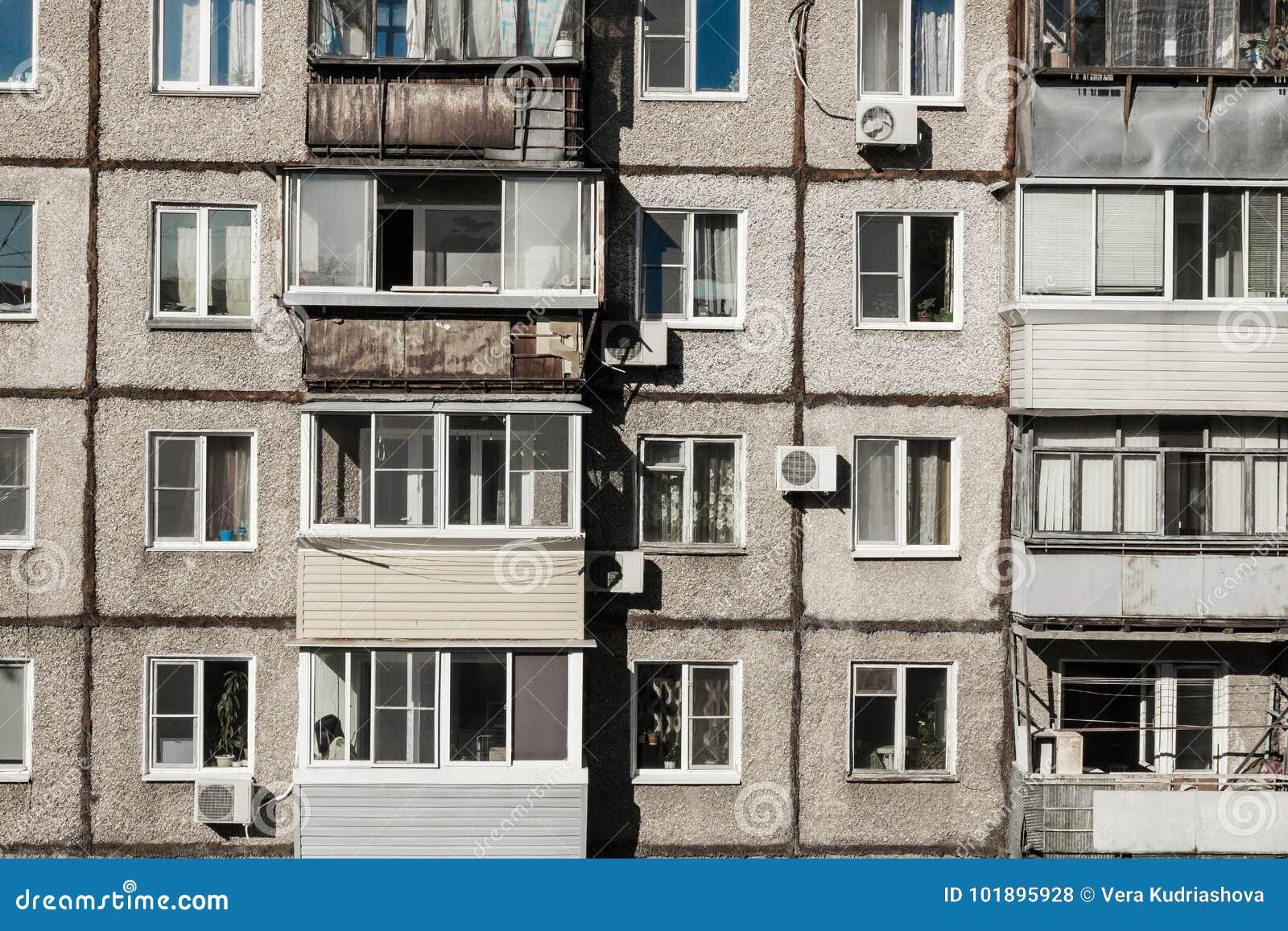 Oude, slechte, goedkope huisvesting