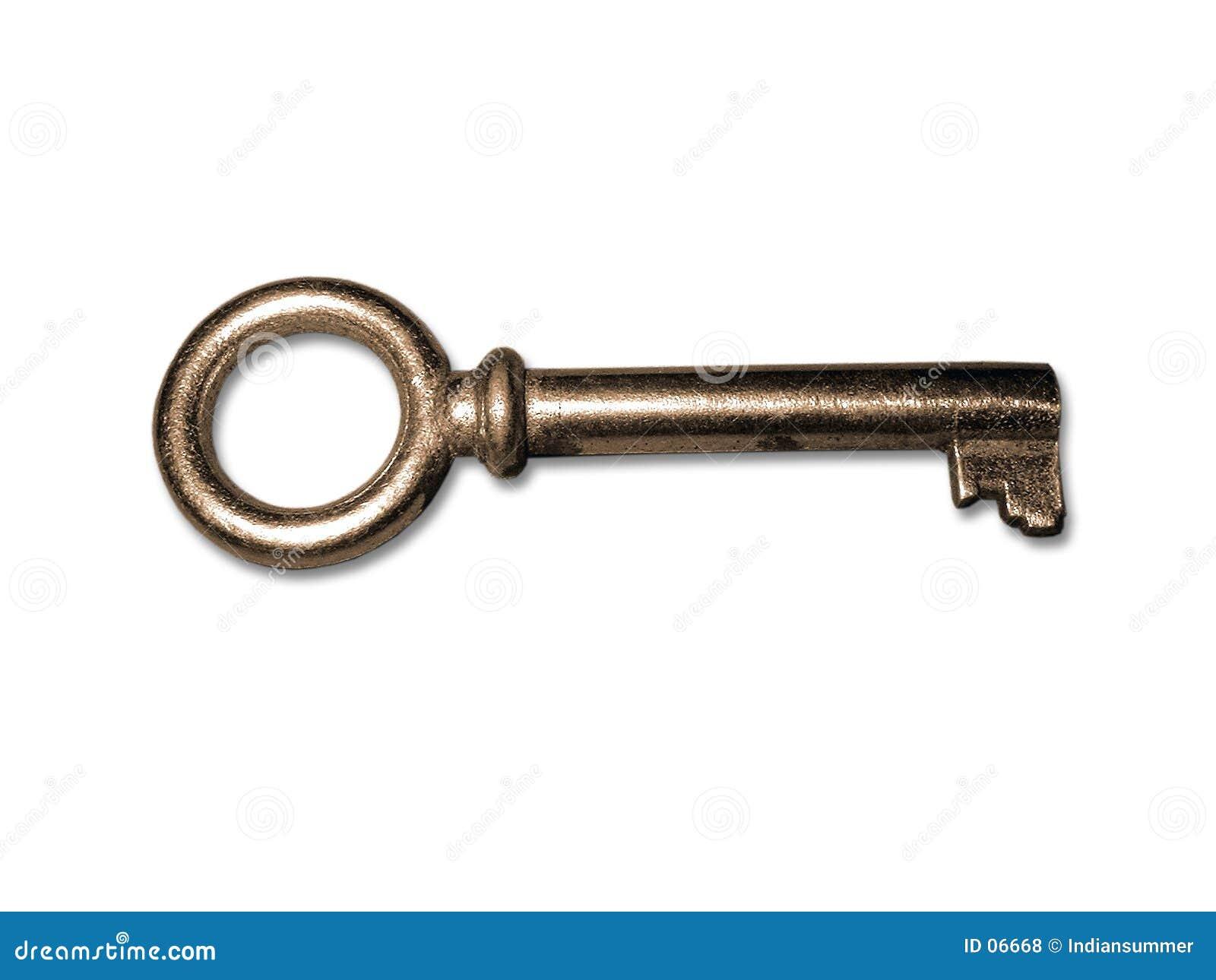 Oude sleutel