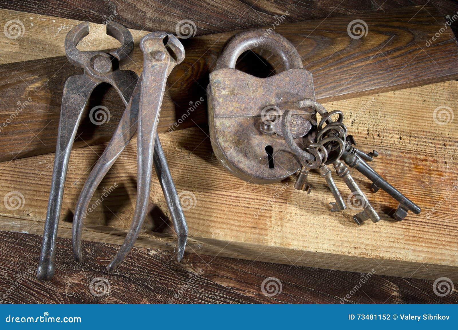 Oude sleutels gratis