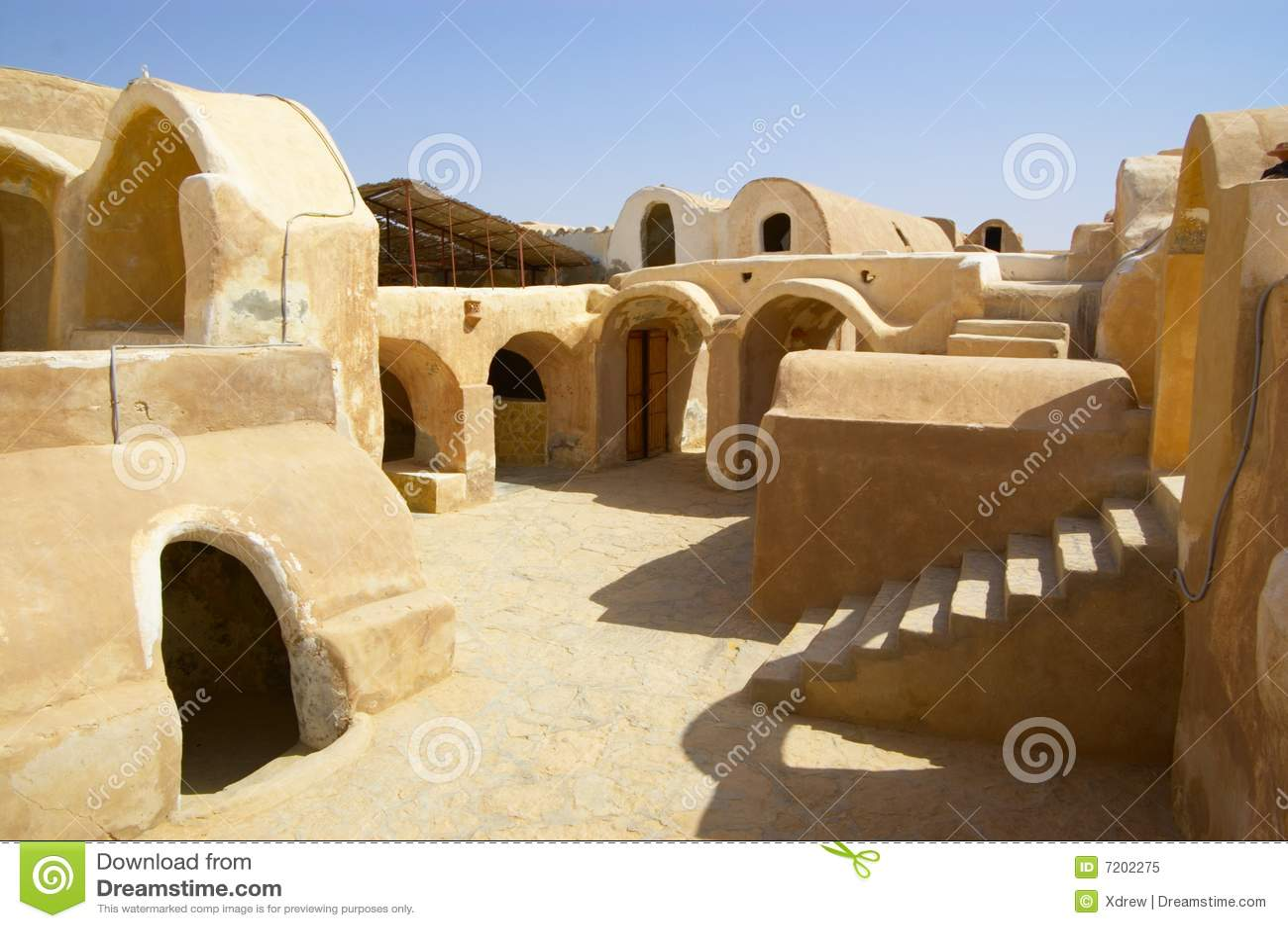 Oude stad Berber