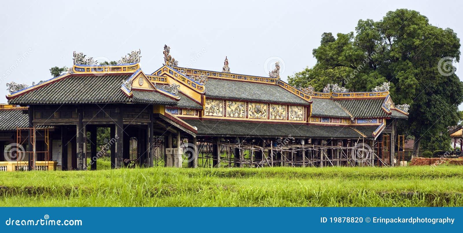 Oude Structuren van Tint