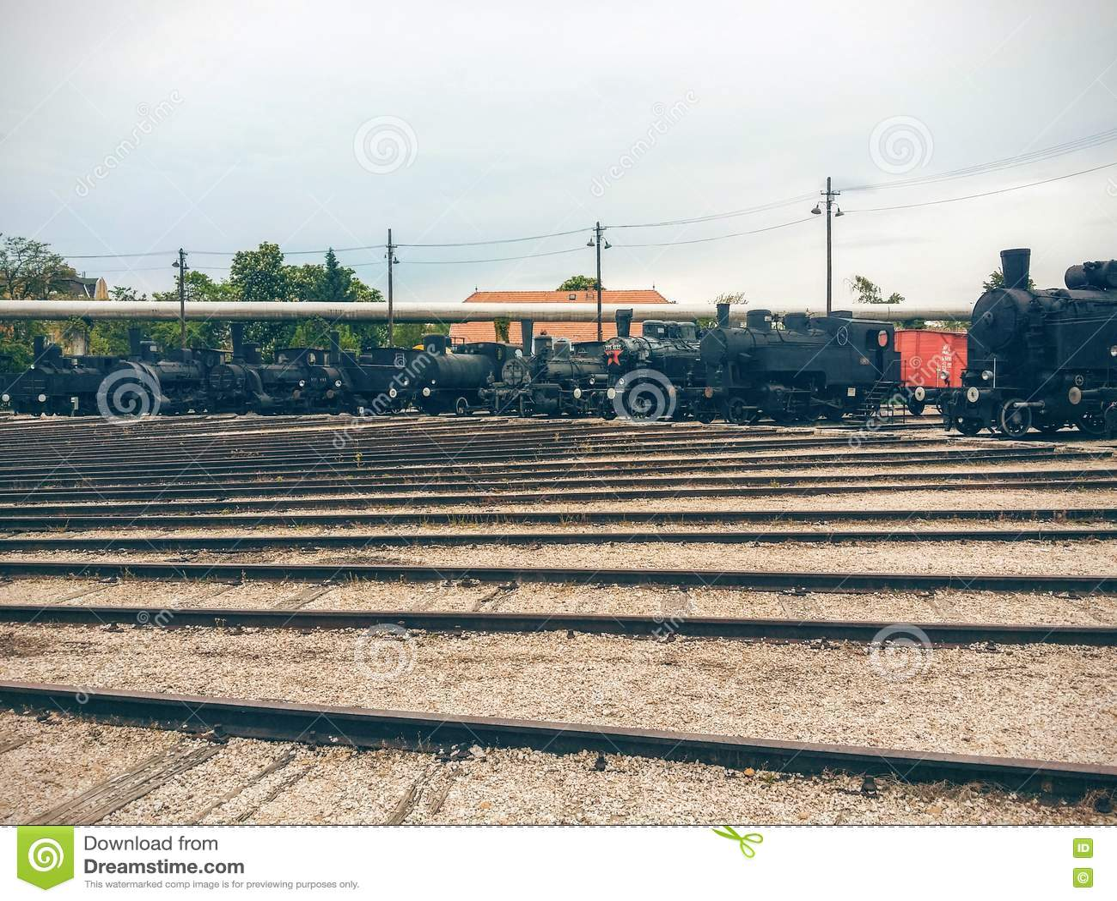 Oude Treinen