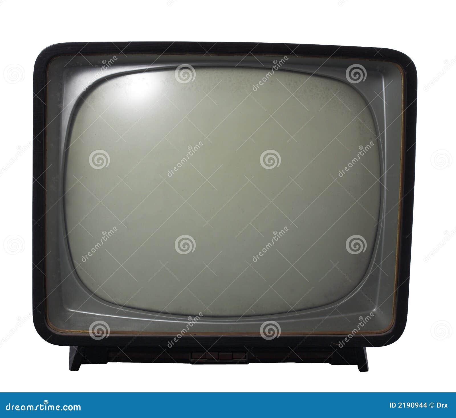 oude tv het concept van de televisie stock afbeeldingen afbeelding 2190944