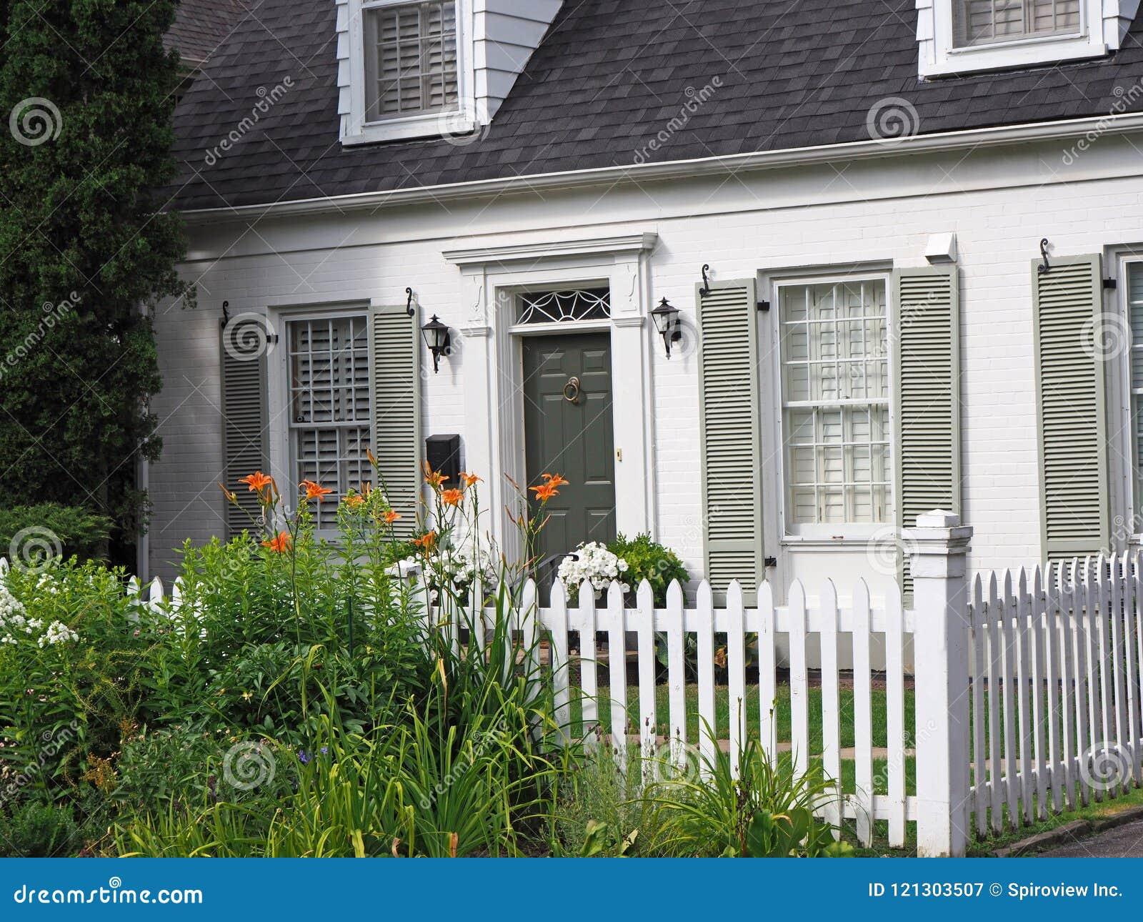 Ouderwets huis