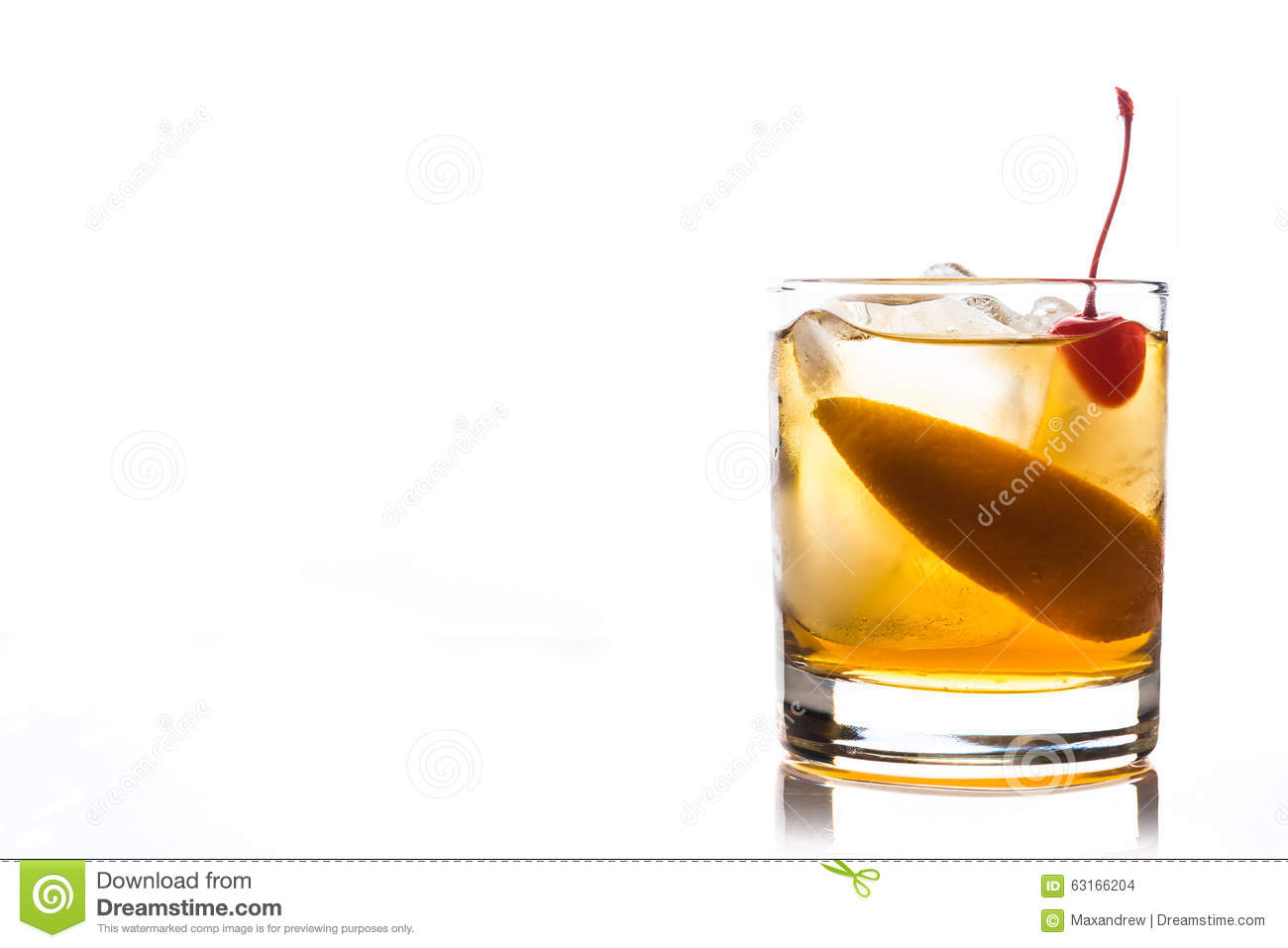 Ouderwetse Cocktail