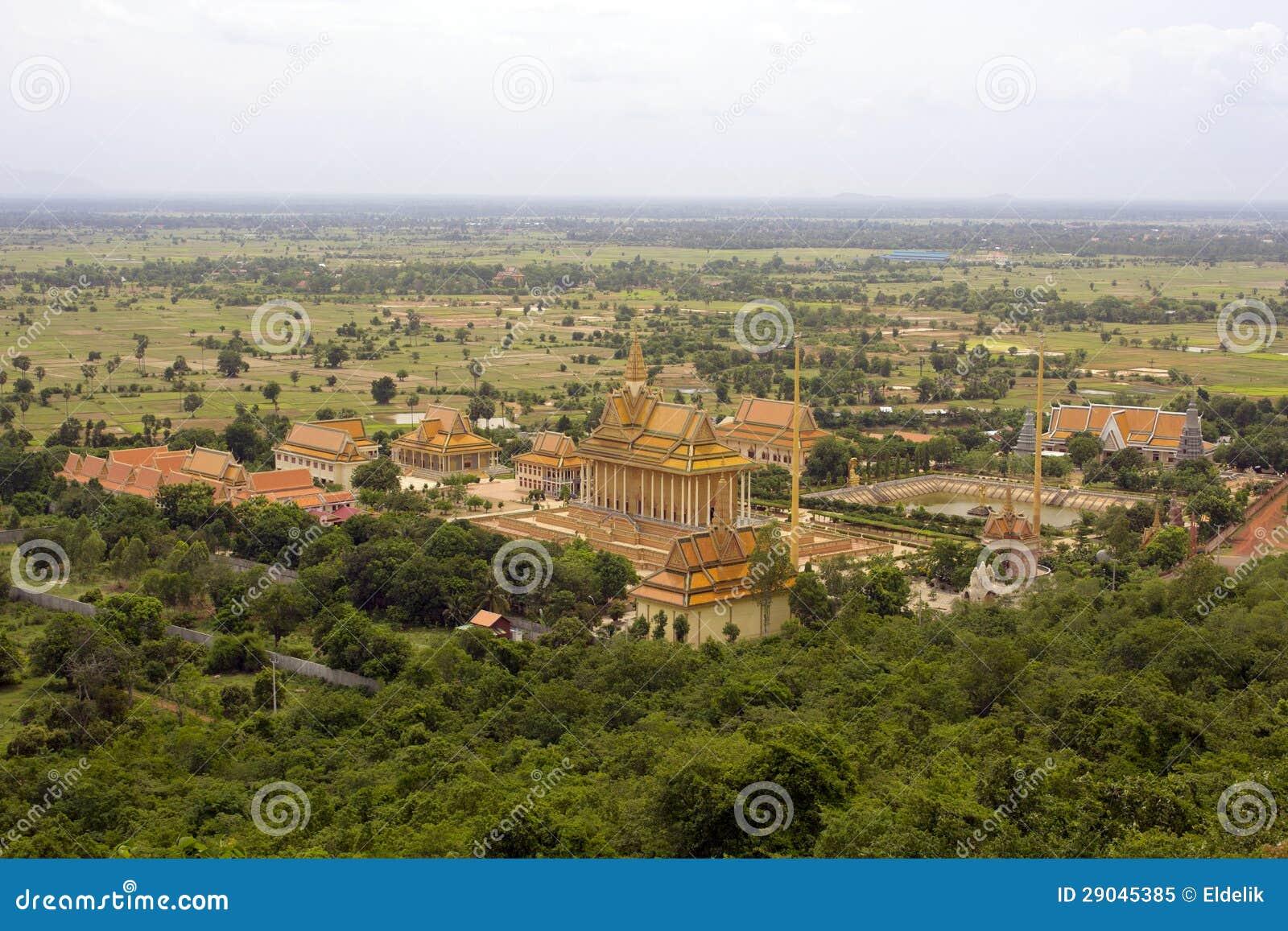 Oudong,柬埔寨老首都