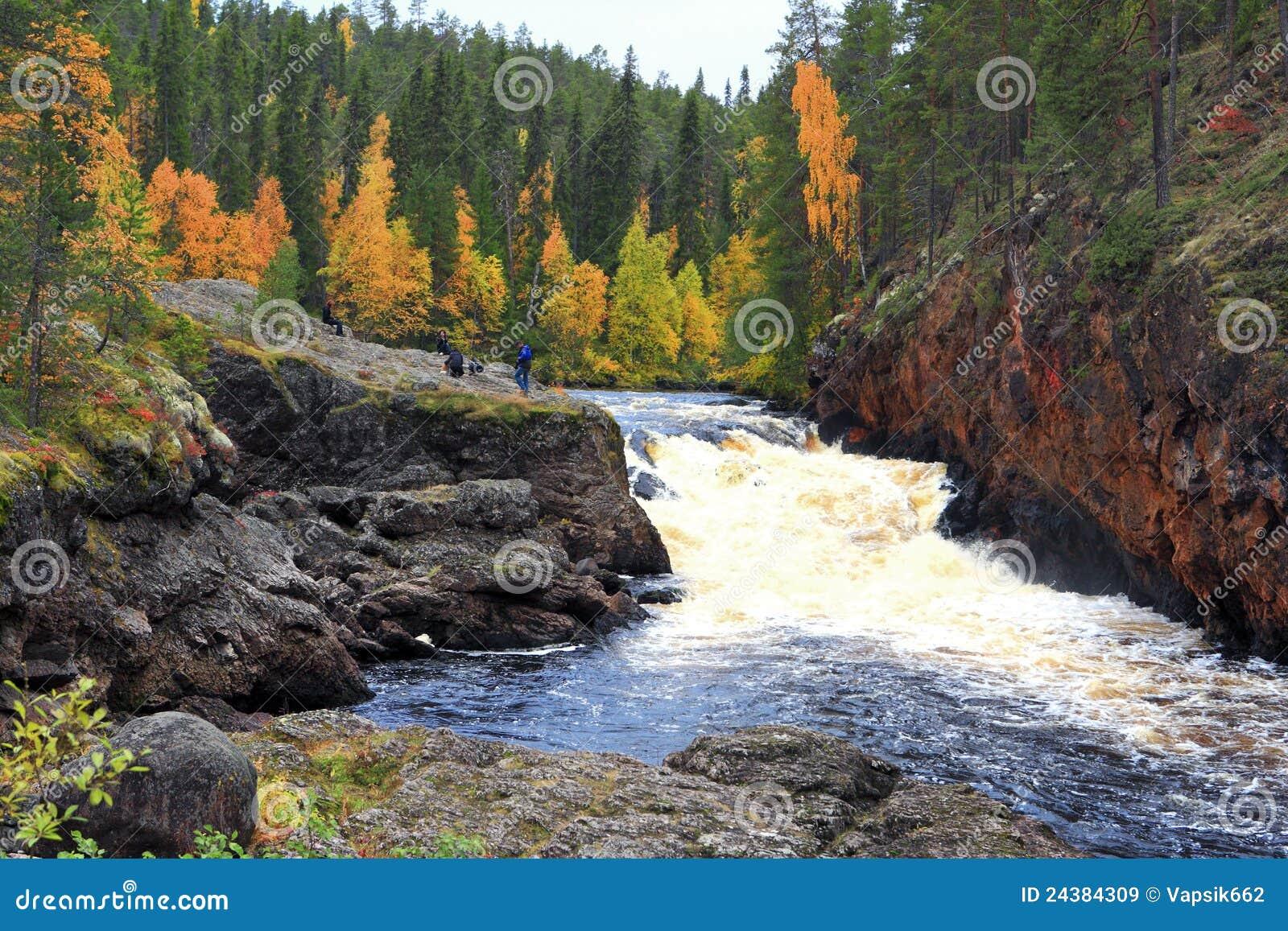 Oulanka rzeka
