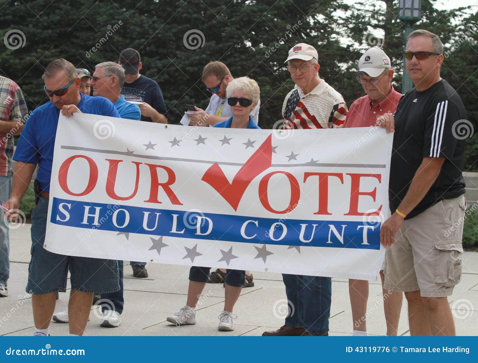 Should more people vote