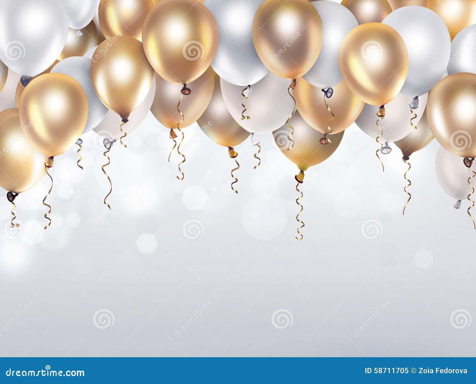 Ouro E Bal 245 Es Brancos Ilustra 231 227 O Stock Ilustra 231 227 O De