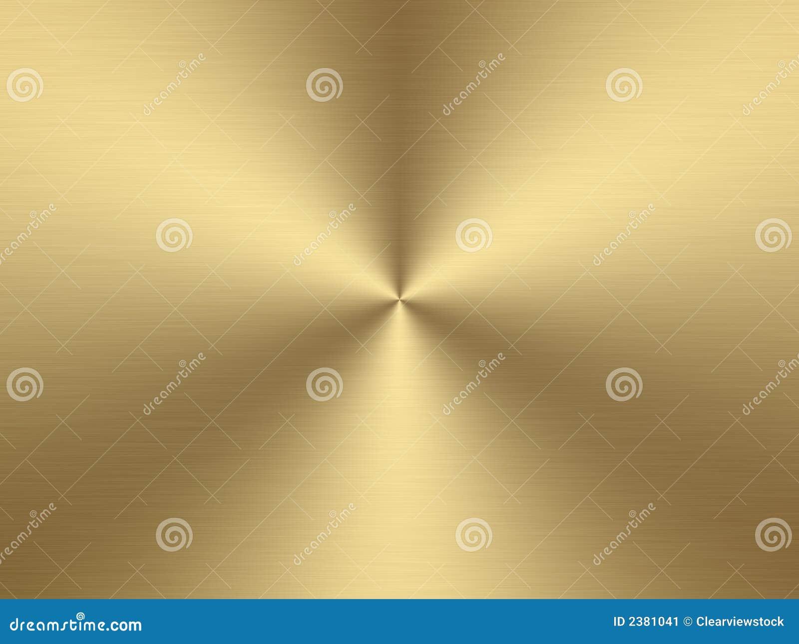 Ouro escovado
