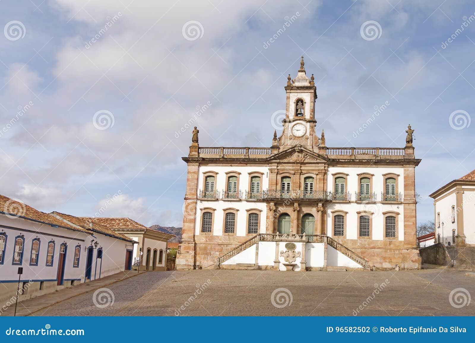 Ouro Preto, Minas Gerais, Brésil