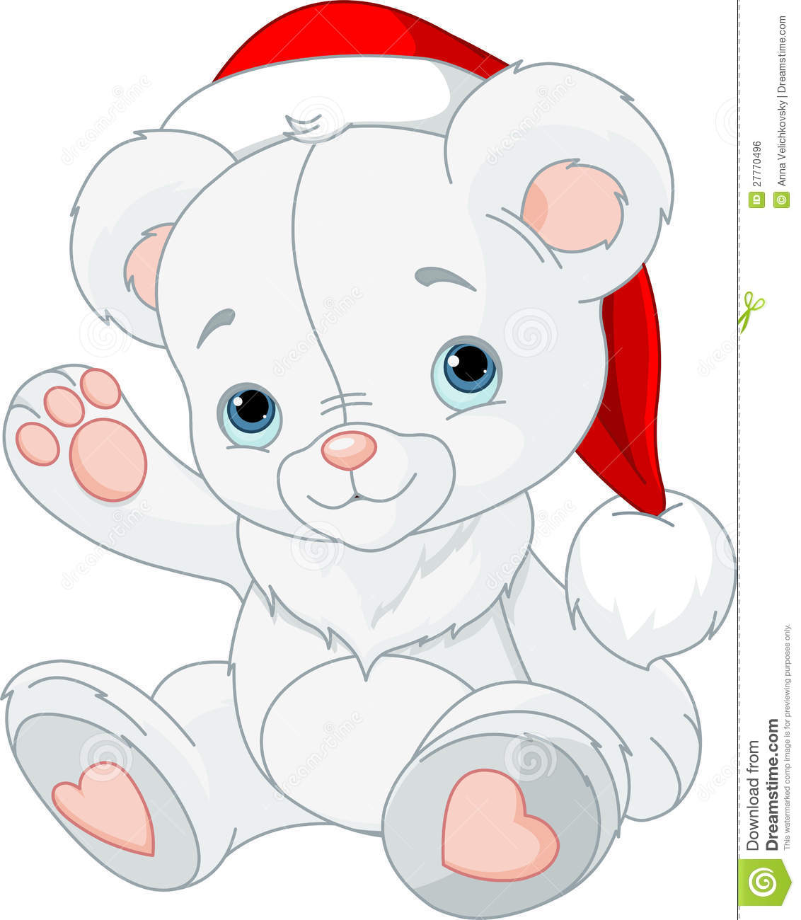 Ours de nounours de no l illustration de vecteur illustration du c l bration 27770496 - Nounours noel ...