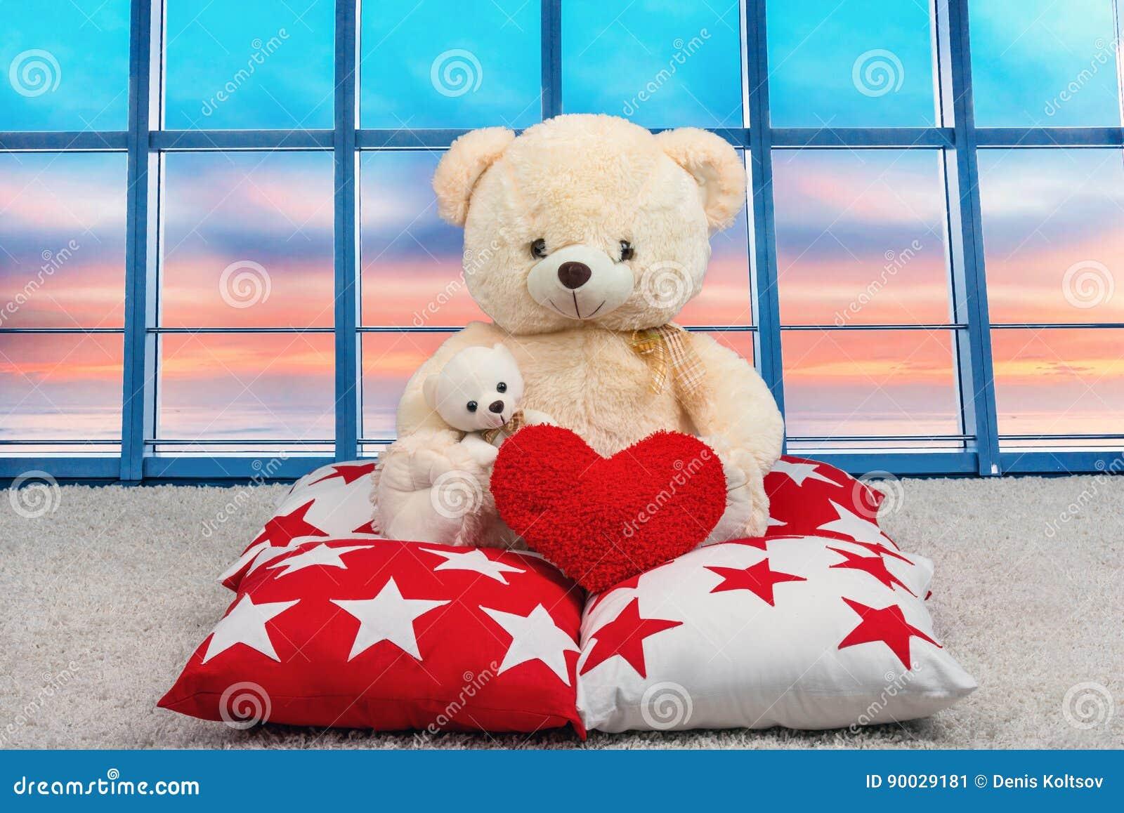 https://thumbs.dreamstime.com/z/ours-de-nounours-mol-avec-un-coeur-beaux-oreillers-d%C3%A9coratifs-mous-pour-la-d%C3%A9coration-int%C3%A9rieure-dans-la-maison-se-reposer-sur-90029181.jpg
