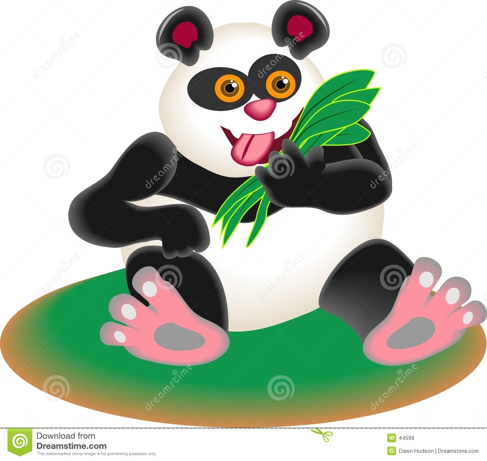 Ours de panda