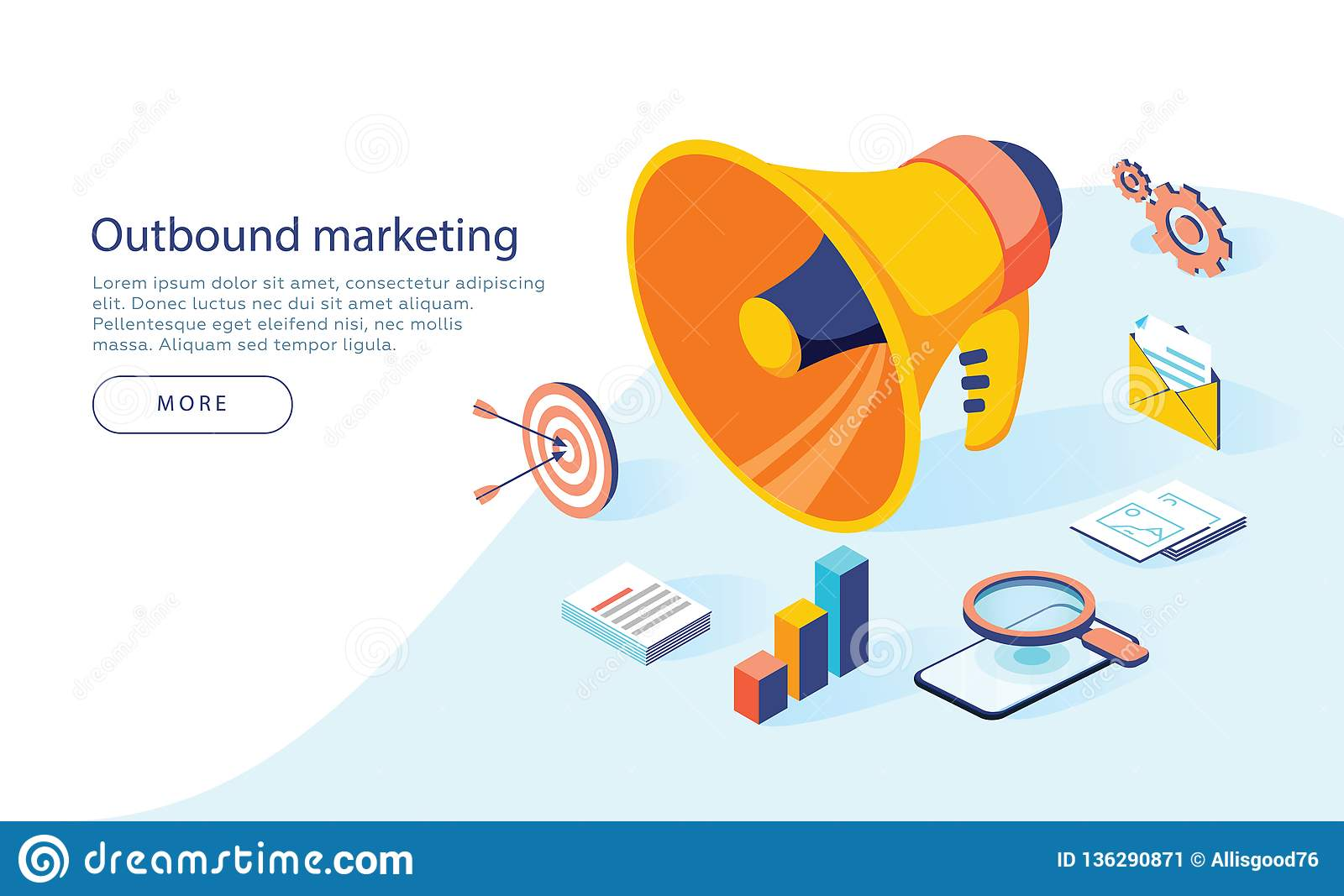 outbound marketing vector business illustration in isometric design offline or interruption marketing background stock vector illustration of outbound alert 136290871 https www dreamstime com outbound marketing vector business illustration isometric design offline interruption background megaphone icons can image136290871