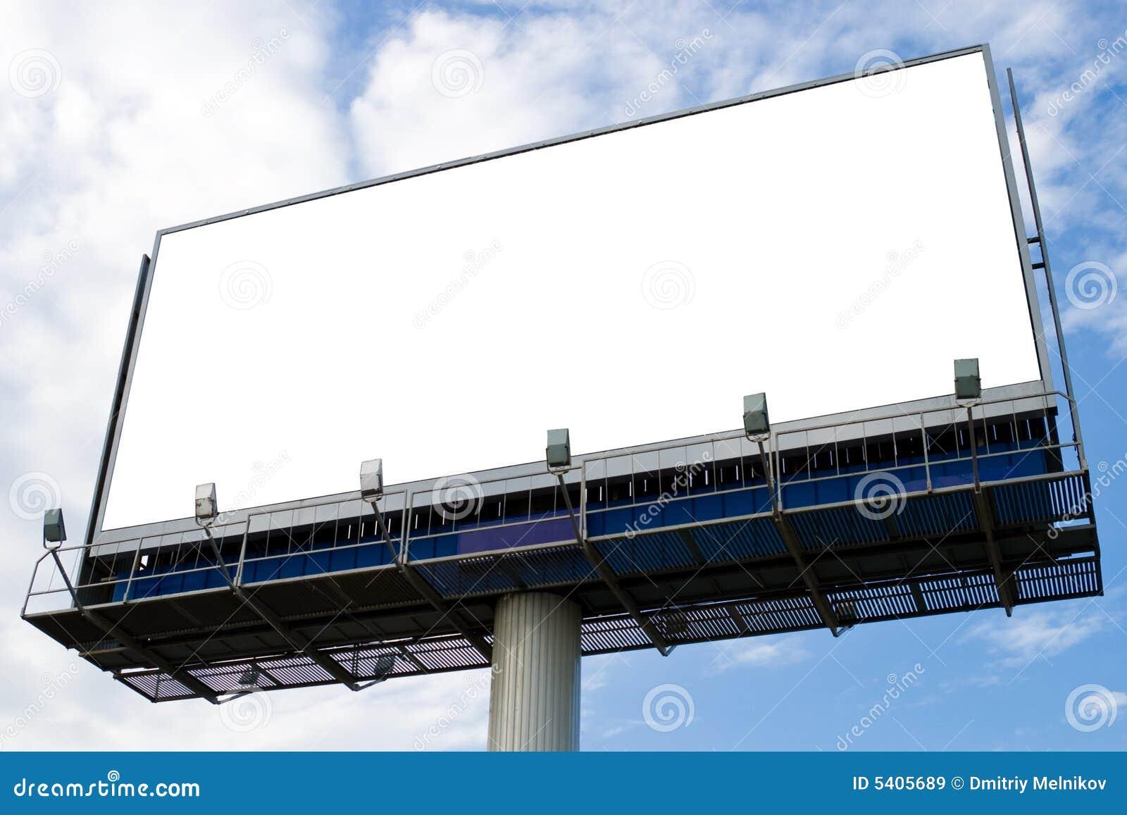 outdoor billboard business plan