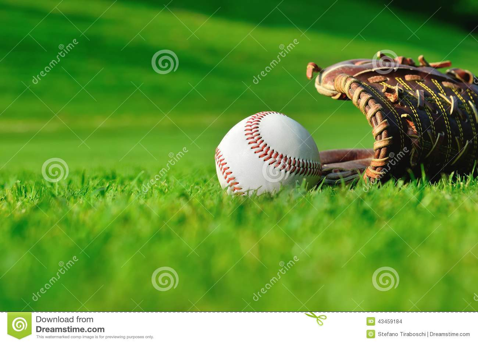 Outdoor baseball