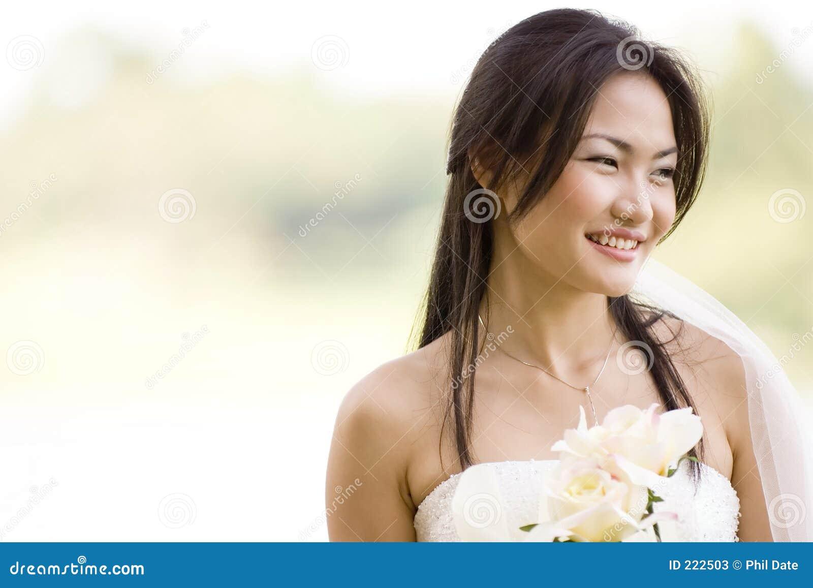 Asian Bride Poses 94