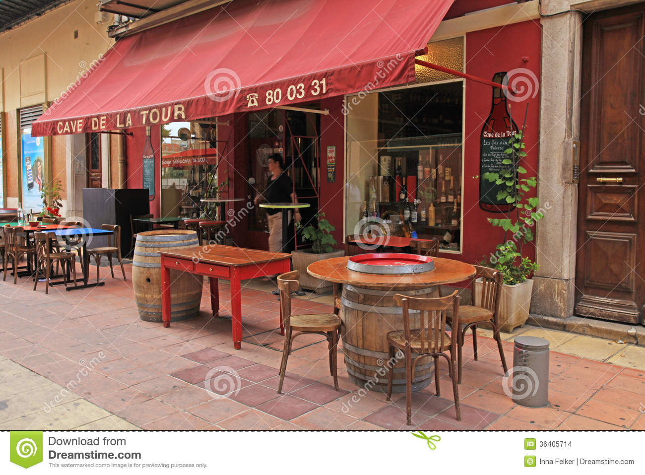 Outdoor Cafe In Old Town Of Nice France Editorial Stock  : outdoor cafe old town nice france may french traditional may 36405714 from dreamstime.com size 1300 x 957 jpeg 203kB