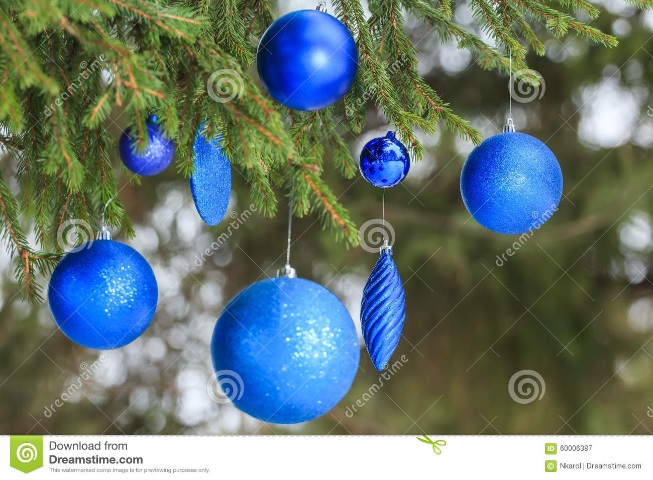 Outdoor christmas navy blue glitter bauble for Outdoor christmas baubles