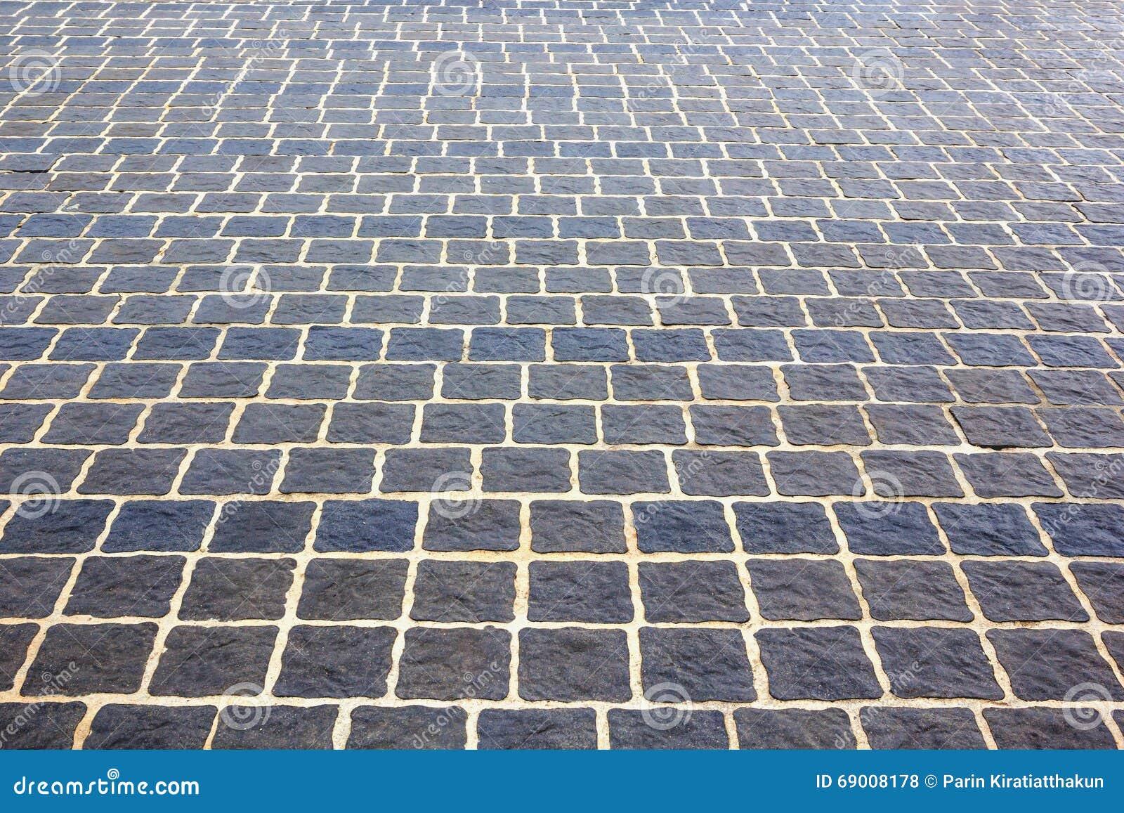 Outdoor concrete block floor background and texture stock for Concrete block floor