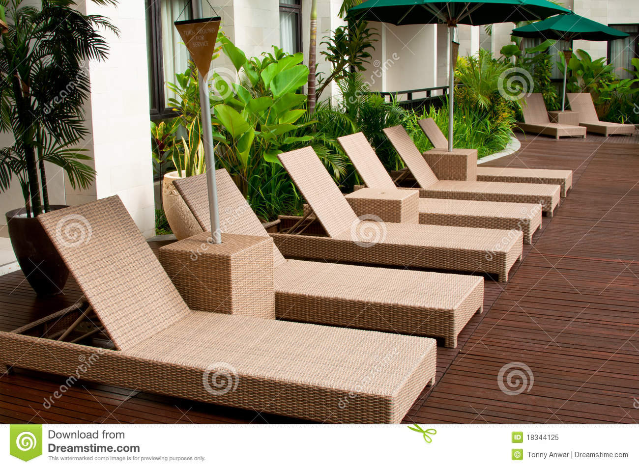 Outdoor Furniture - Outdoor Furniture Stock Image. Image Of Vacation, Design - 18344125