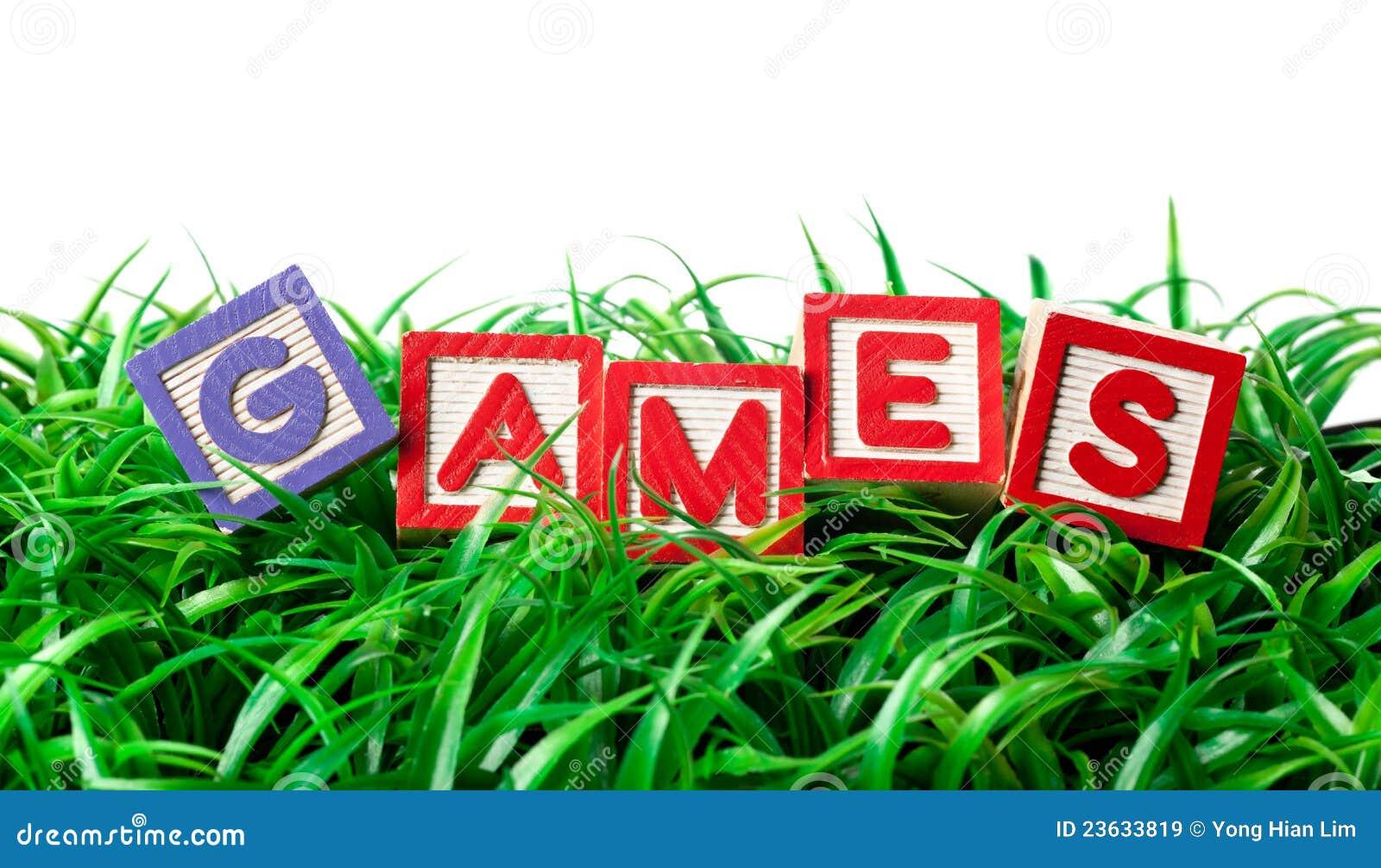 Outdoor games 23633819