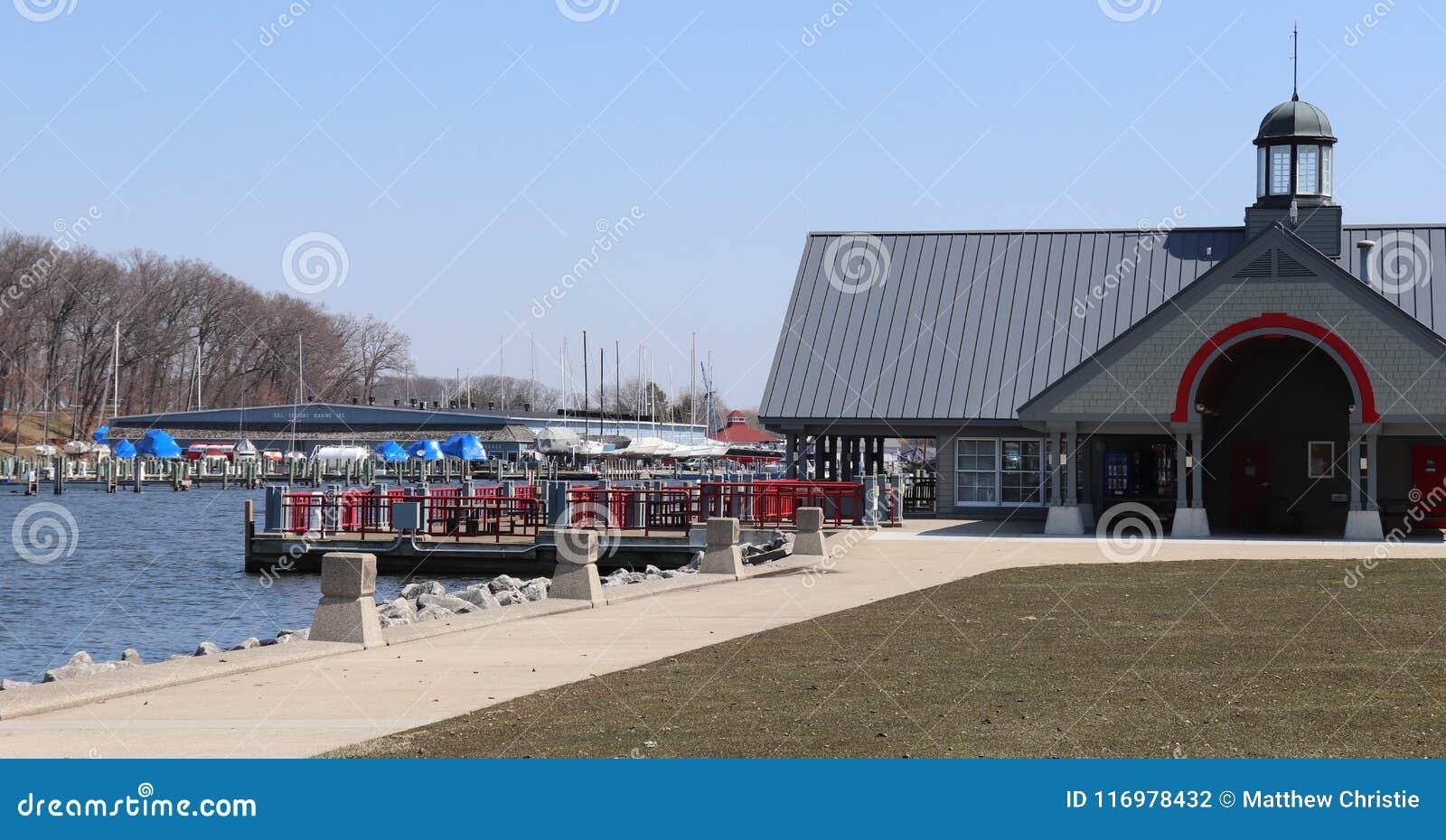Outdoor, Marina, Lake Michigan, River, Water, South Haven
