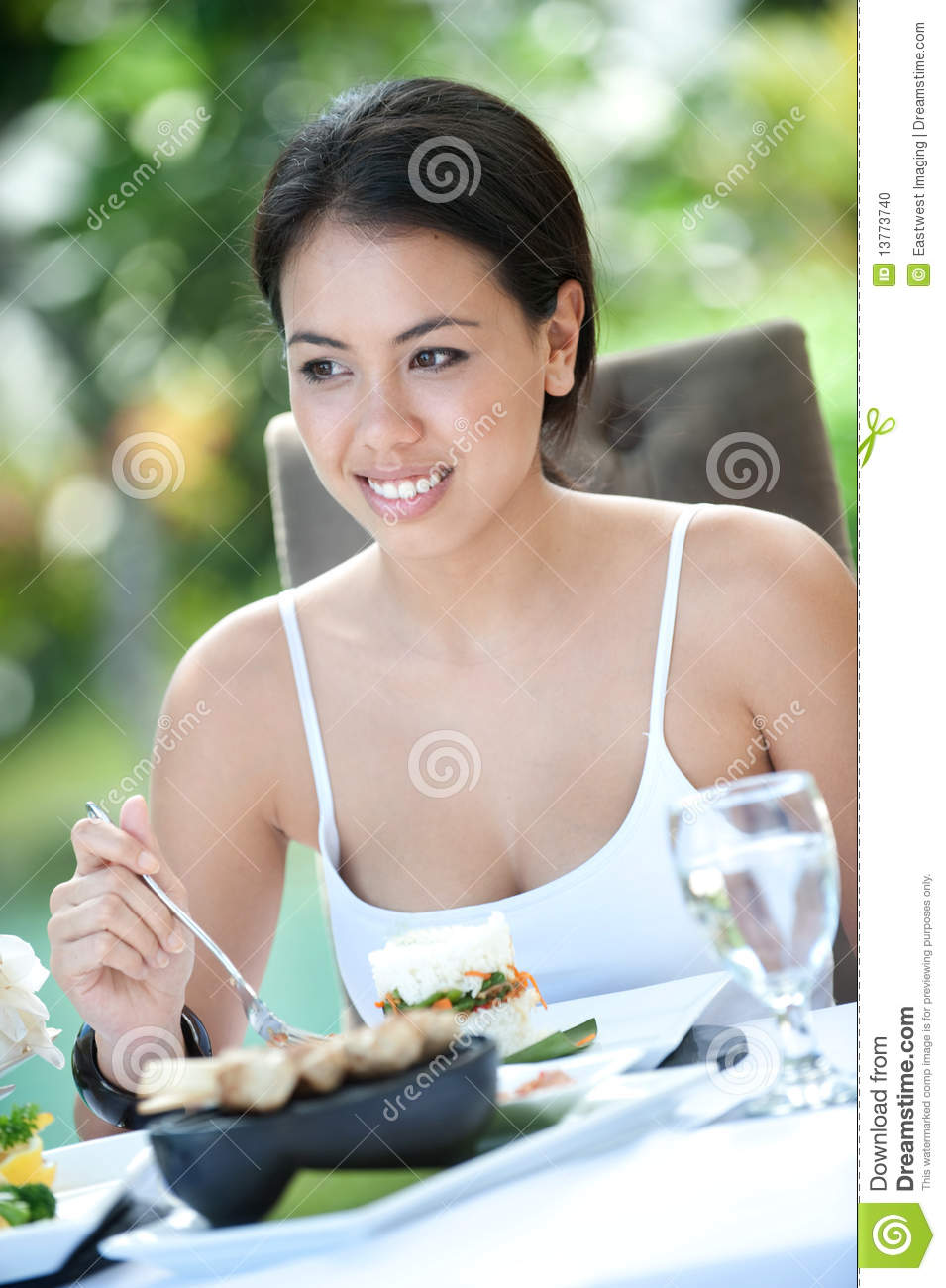 Outdoor meal stock photo image 13773740 for Meal outdoors