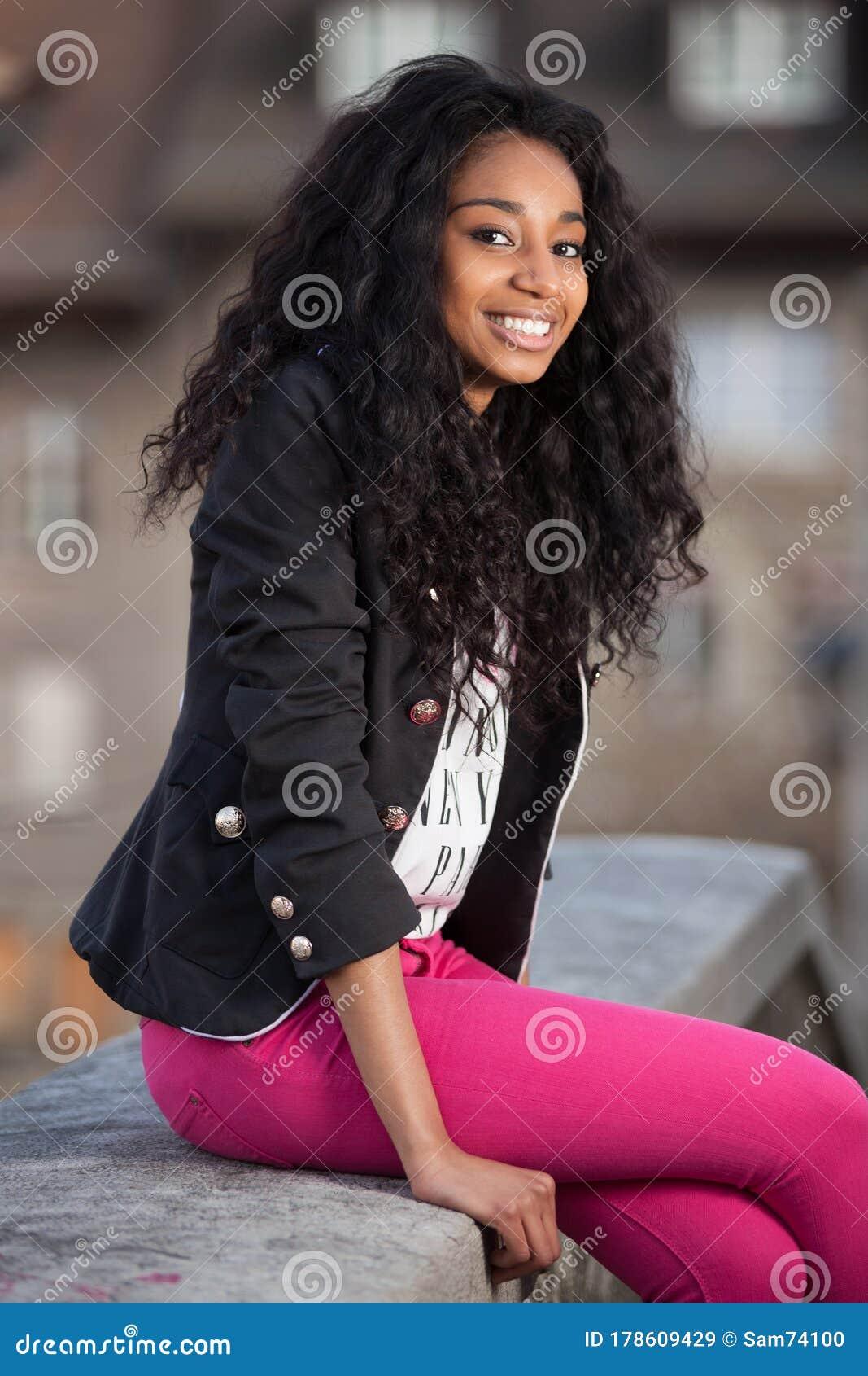 American beautiful girls black Beautiful Black