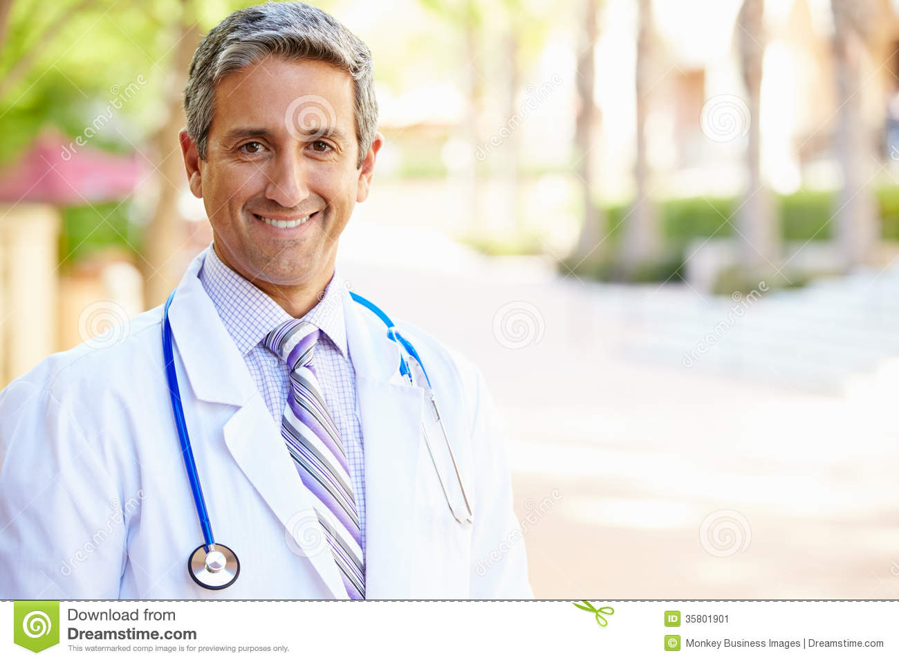 outdoor portrait of male doctor stock image image 35801901 hospital clip art images hospital clip art free