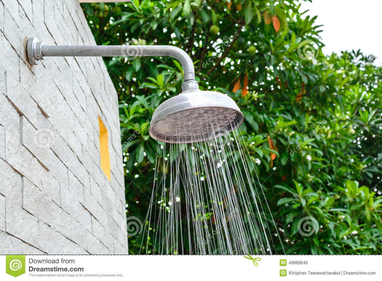 Attractive Outdoor Shower Head Part - 8: Royalty-Free Stock Photo. Download Outdoor Shower Head ...